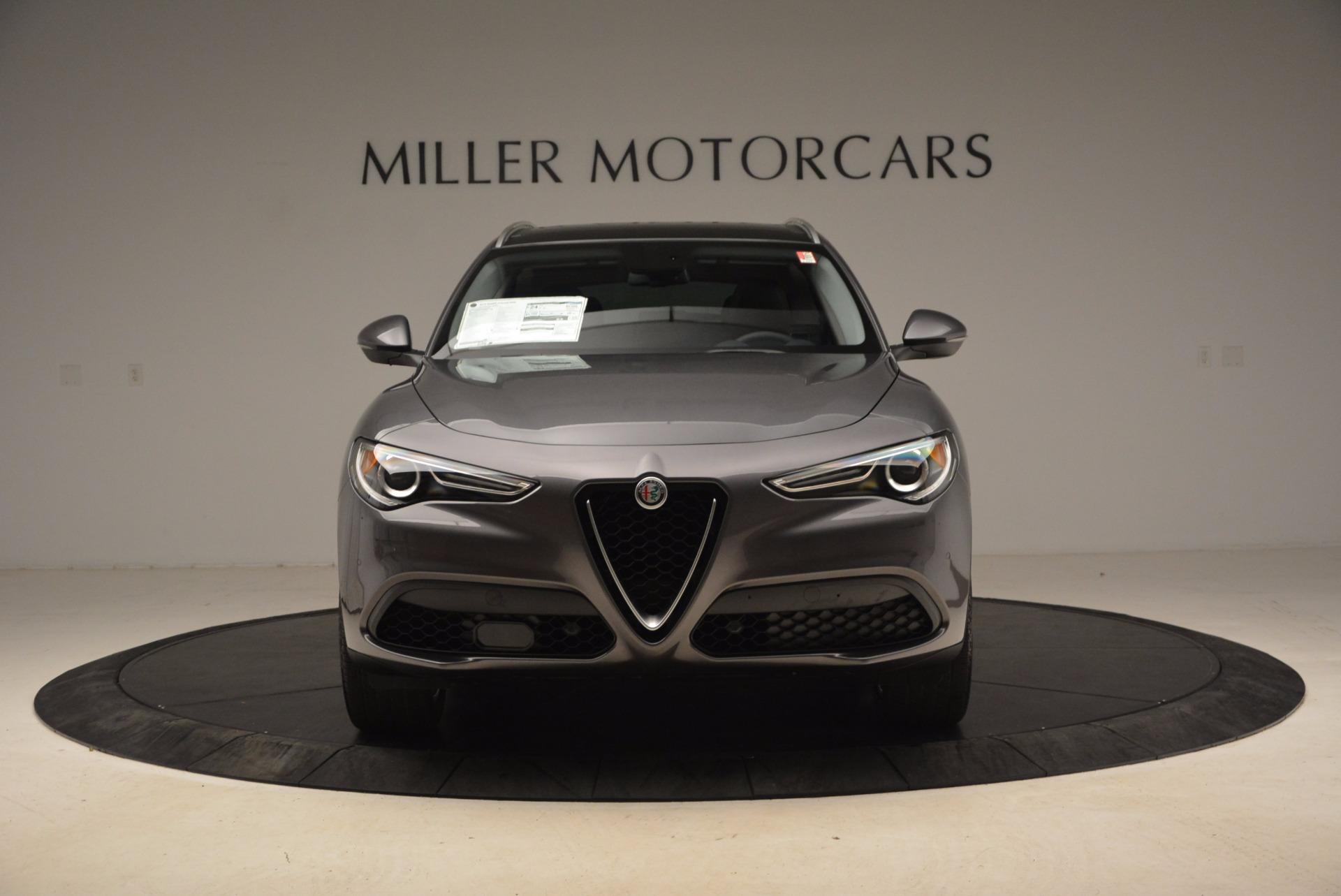 New 2018 Alfa Romeo Stelvio Q4 For Sale In Greenwich, CT 1625_p12