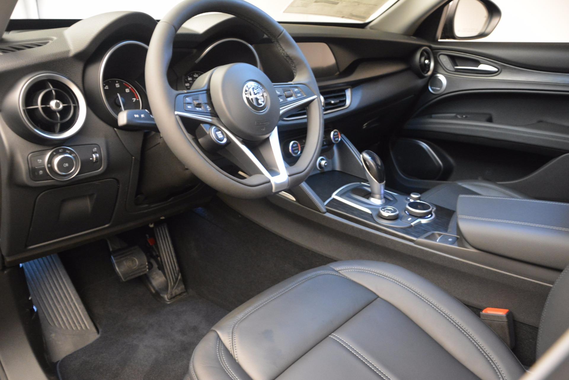 New 2018 Alfa Romeo Stelvio Q4 For Sale In Greenwich, CT 1625_p13