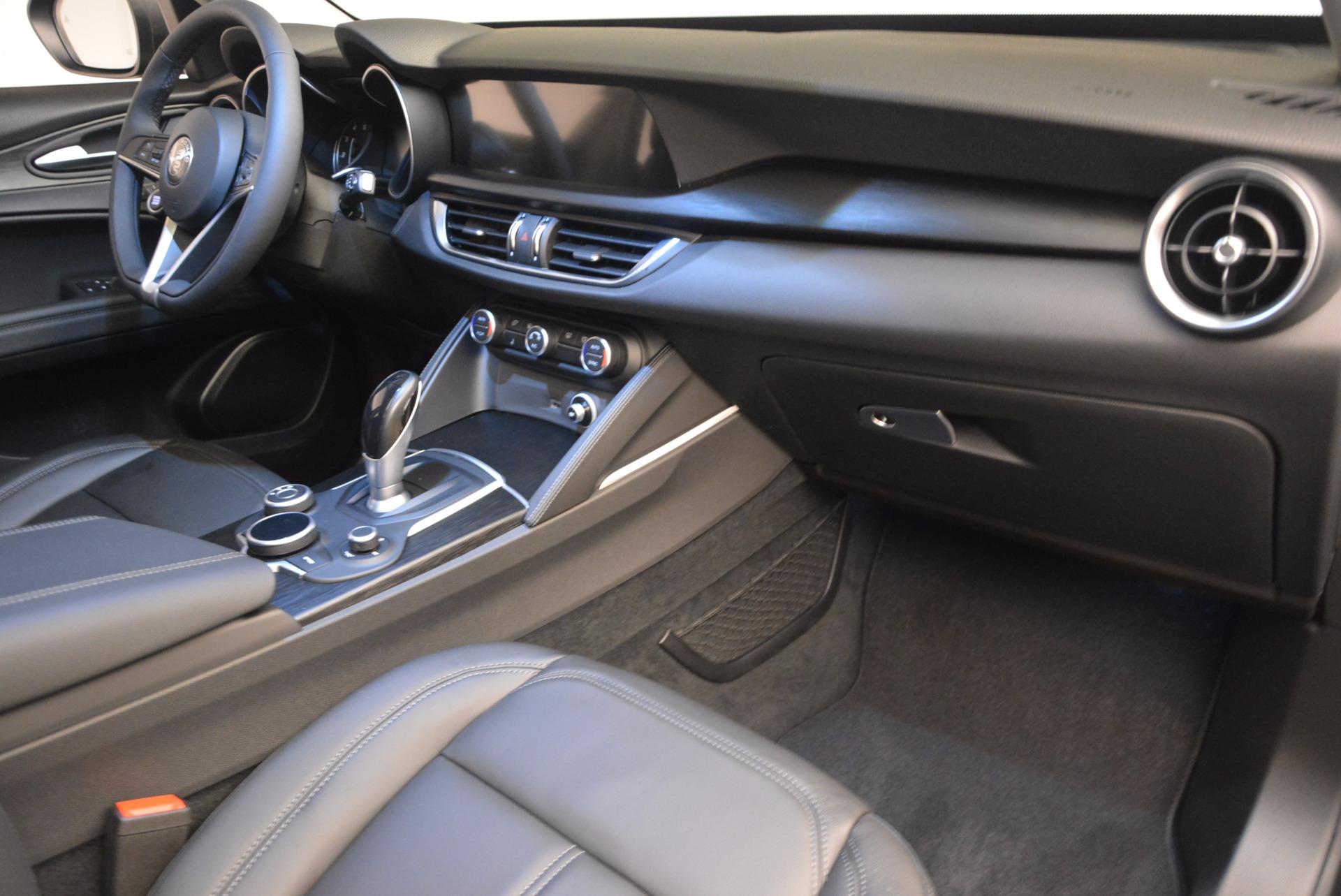 New 2018 Alfa Romeo Stelvio Q4 For Sale In Greenwich, CT 1625_p19