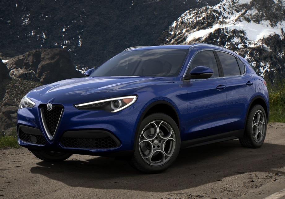 New 2018 Alfa Romeo Stelvio Ti Q4 For Sale In Greenwich, CT 1628_main