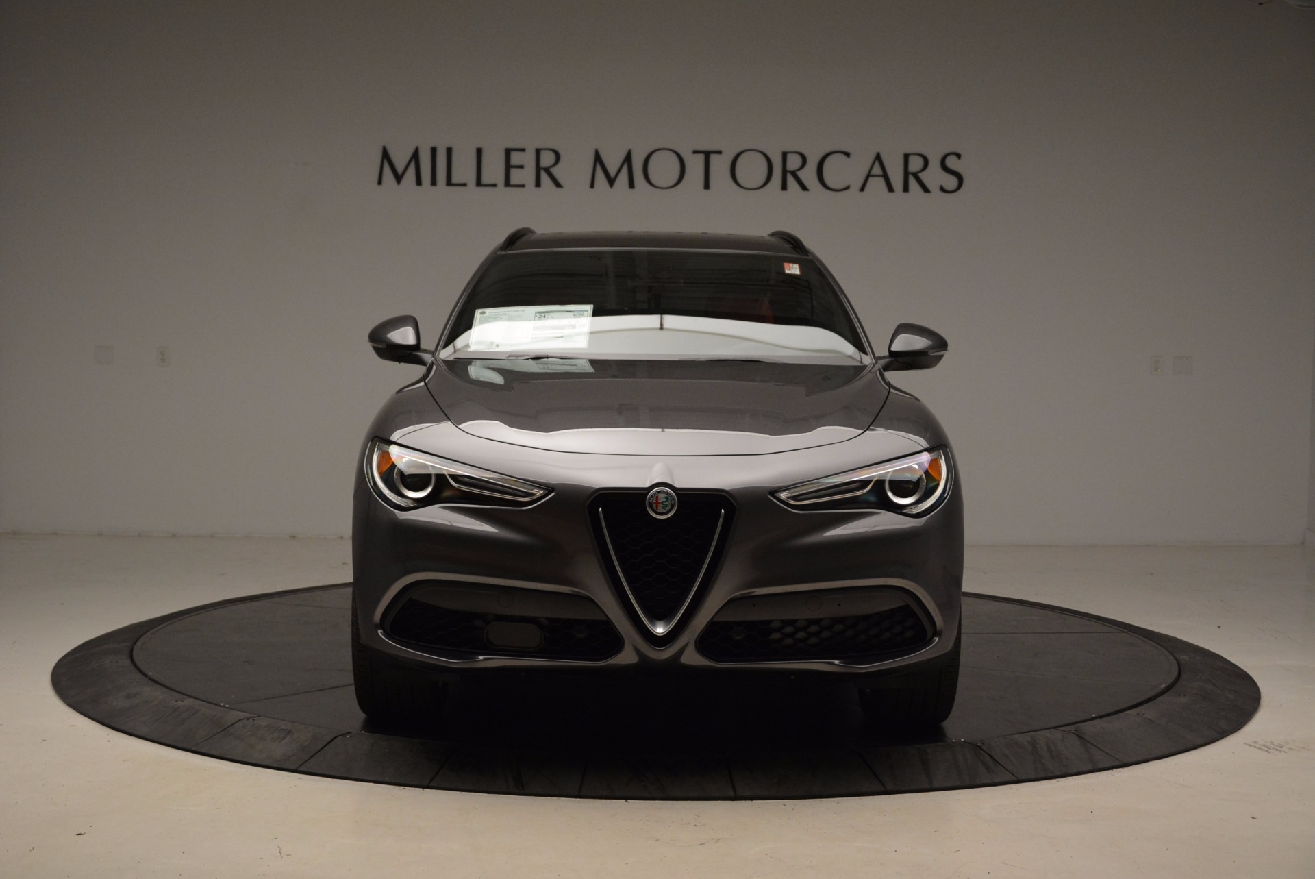 New 2018 Alfa Romeo Stelvio Ti Sport Q4 For Sale In Greenwich, CT 1629_p12