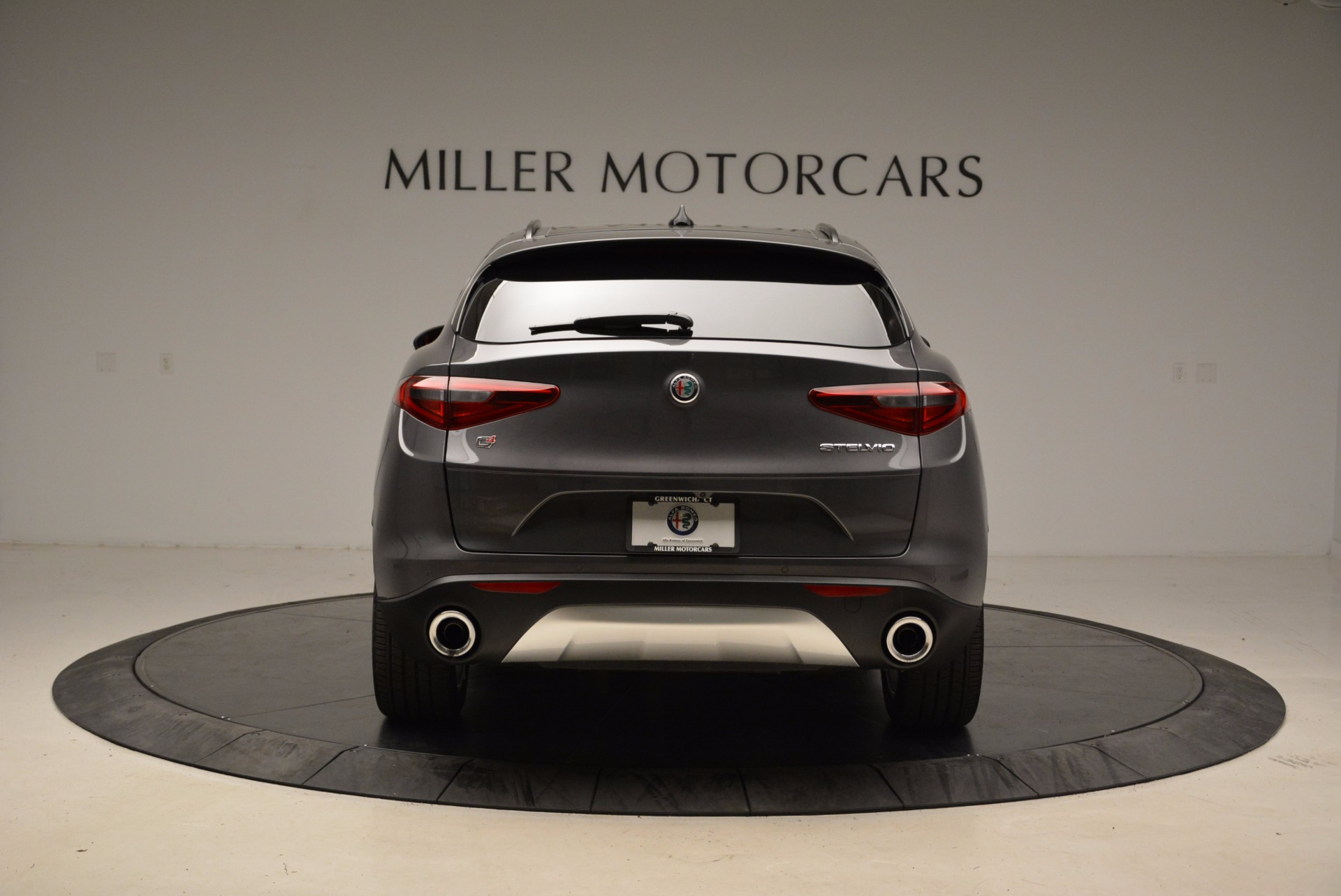 New 2018 Alfa Romeo Stelvio Ti Sport Q4 For Sale In Greenwich, CT 1629_p6