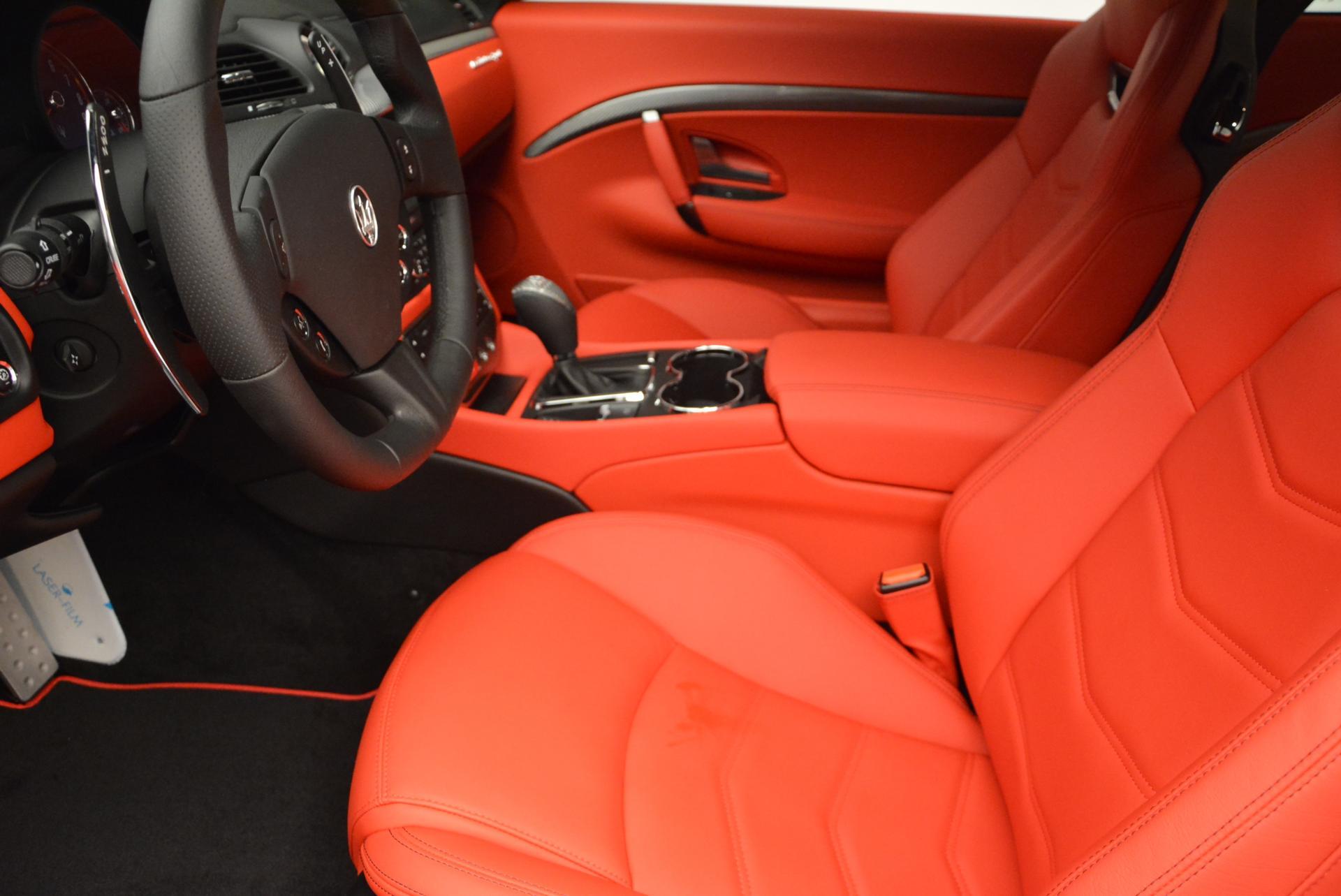New 2016 Maserati GranTurismo Sport For Sale In Greenwich, CT 163_p14