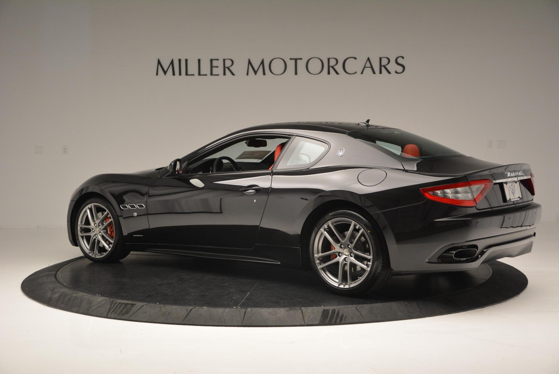 New 2016 Maserati GranTurismo Sport For Sale In Greenwich, CT 163_p4