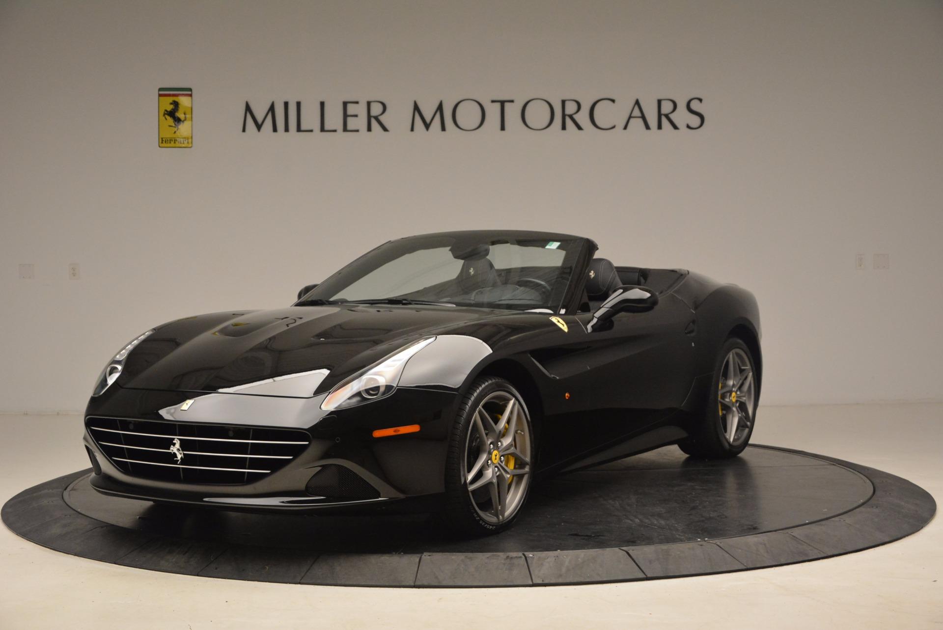 Used 2016 Ferrari California T  For Sale In Greenwich, CT 1630_main