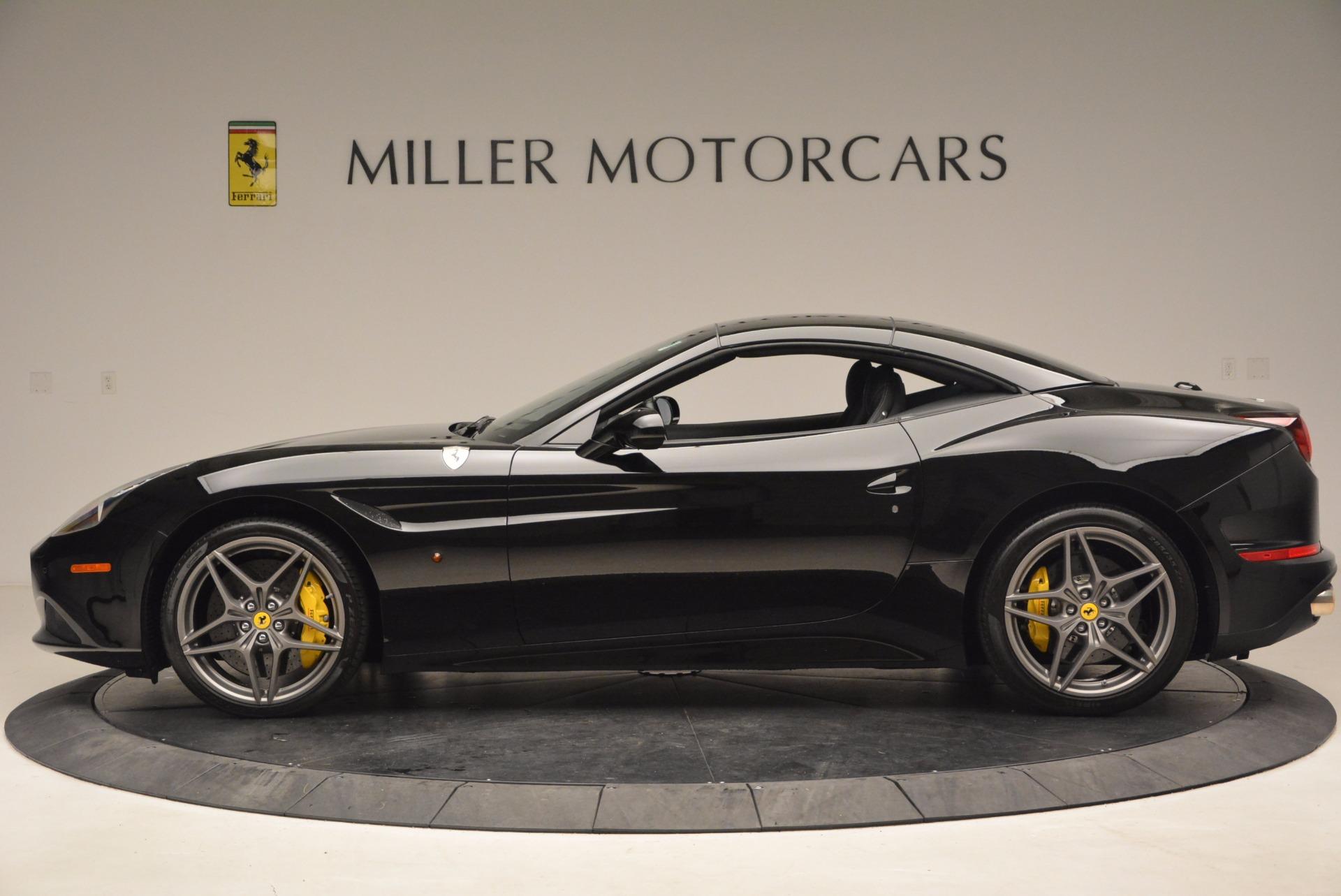Used 2016 Ferrari California T  For Sale In Greenwich, CT 1630_p15