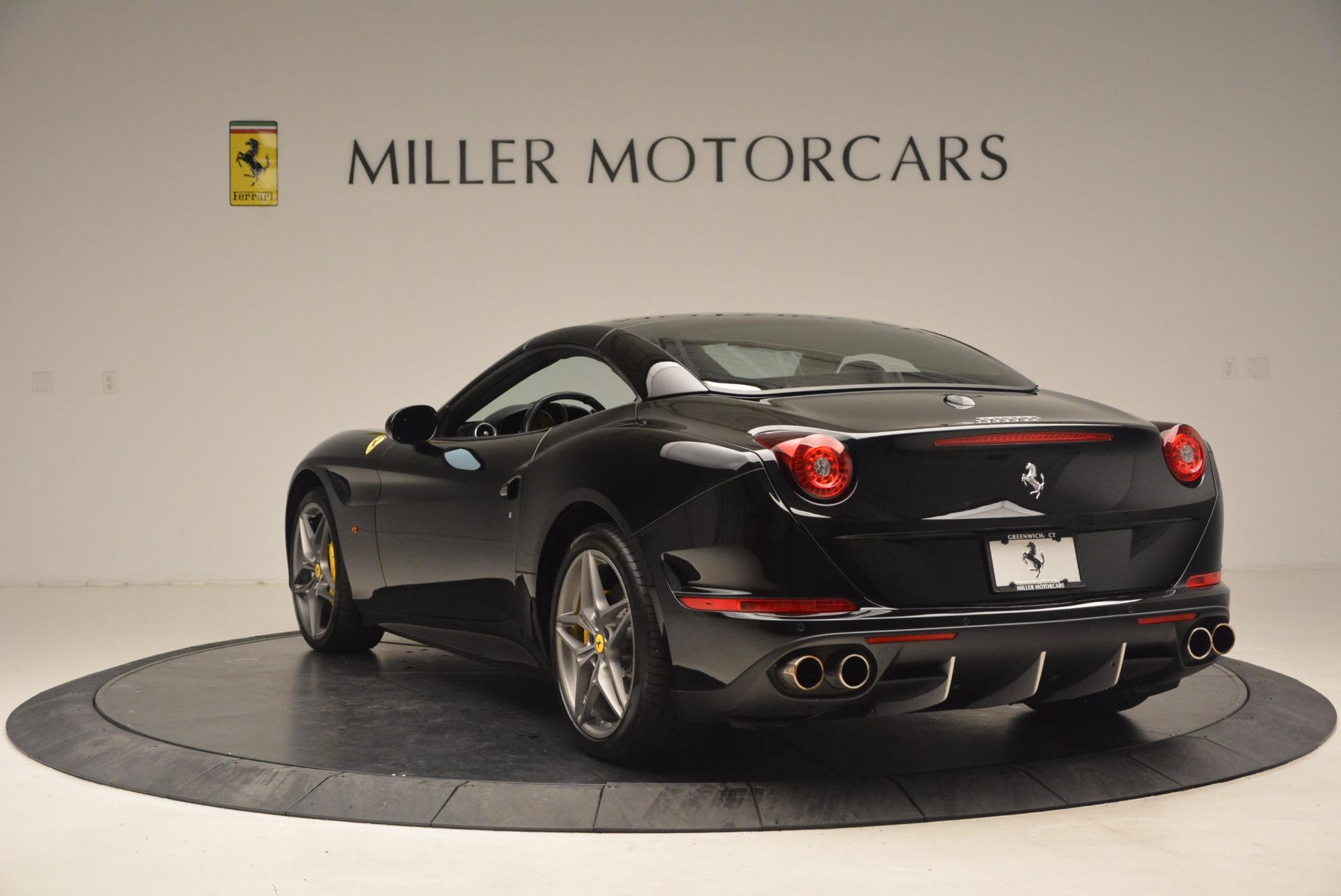 Used 2016 Ferrari California T  For Sale In Greenwich, CT 1630_p17