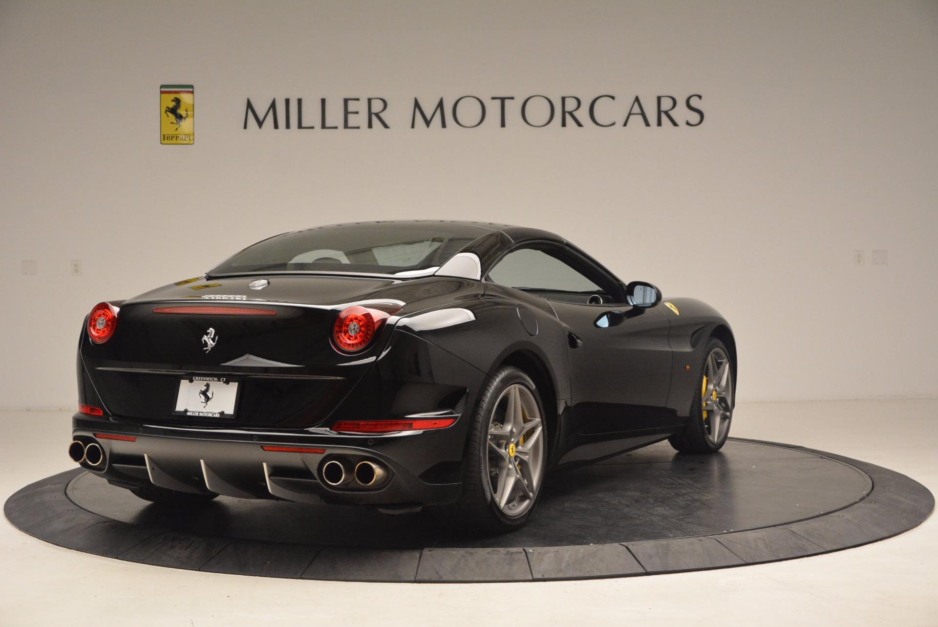 Used 2016 Ferrari California T  For Sale In Greenwich, CT 1630_p19