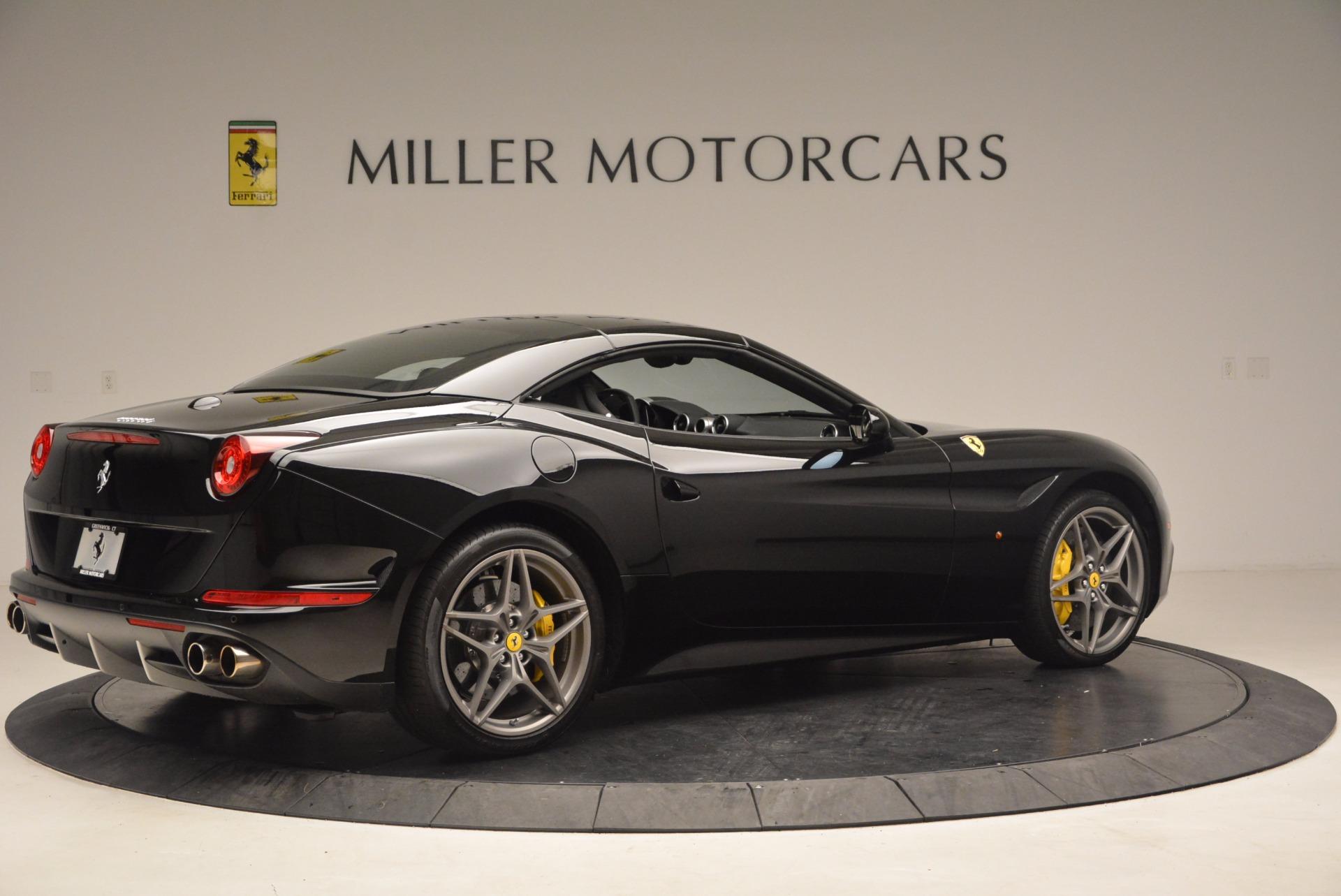 Used 2016 Ferrari California T  For Sale In Greenwich, CT 1630_p20