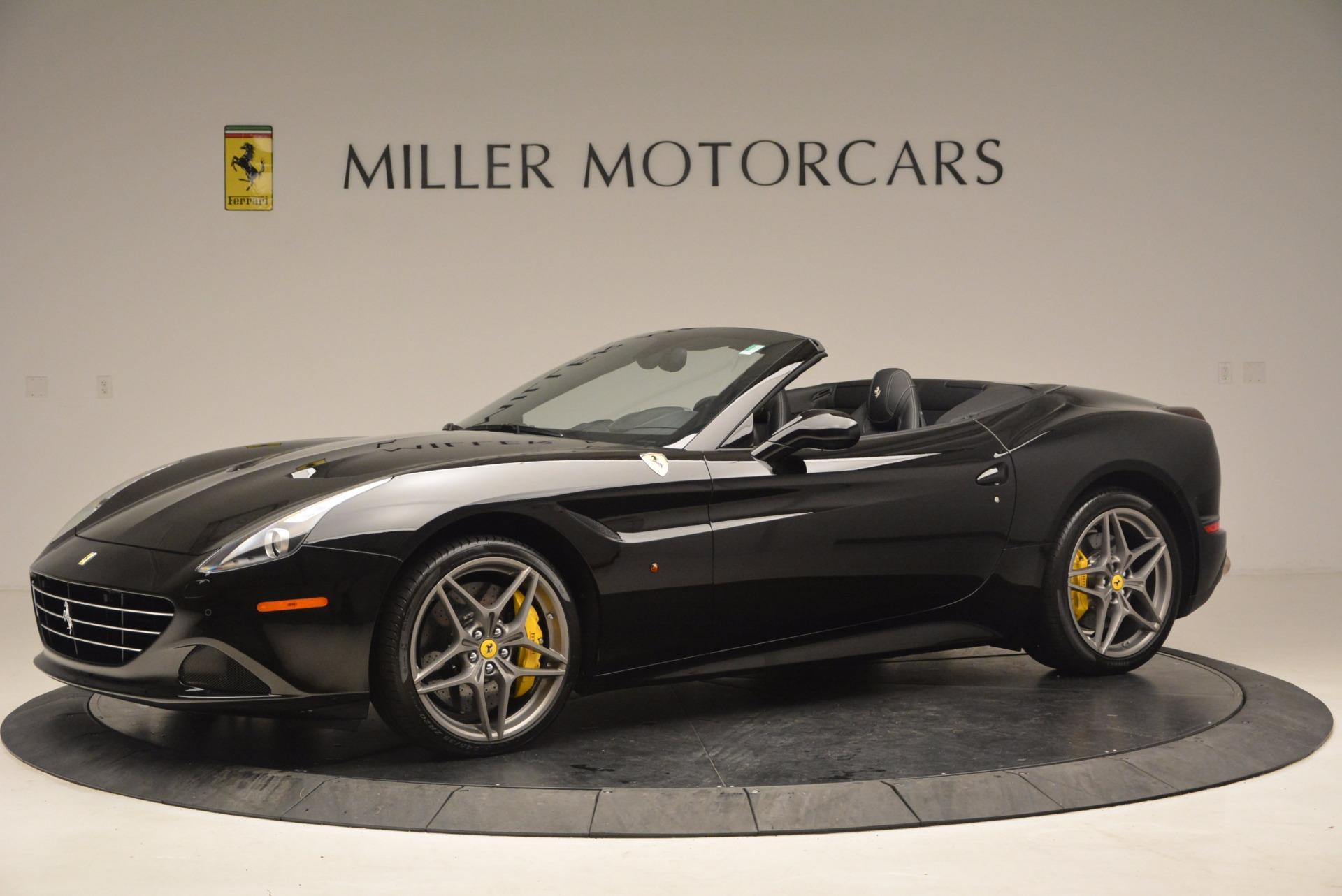 Used 2016 Ferrari California T  For Sale In Greenwich, CT 1630_p2
