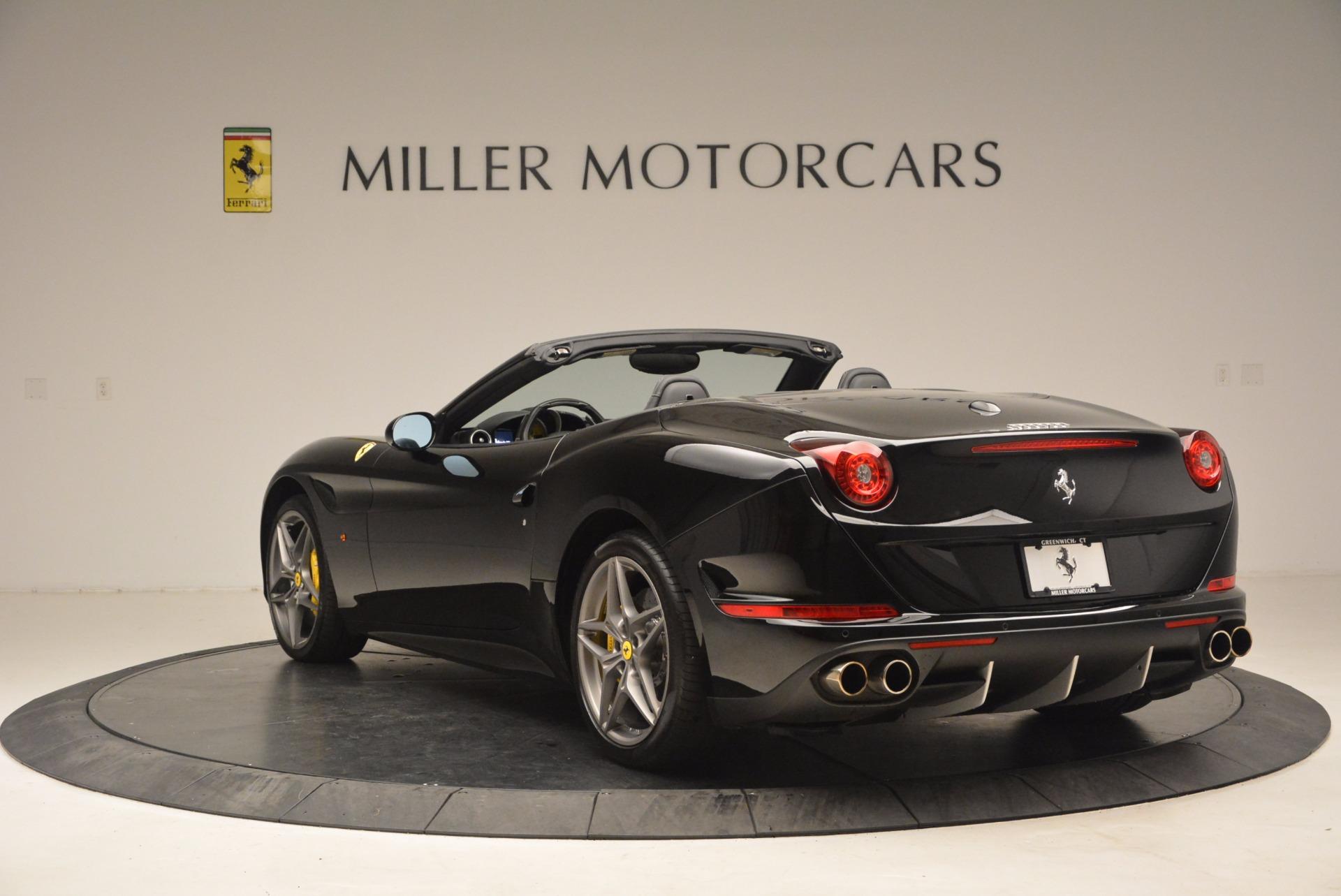 Used 2016 Ferrari California T  For Sale In Greenwich, CT 1630_p5