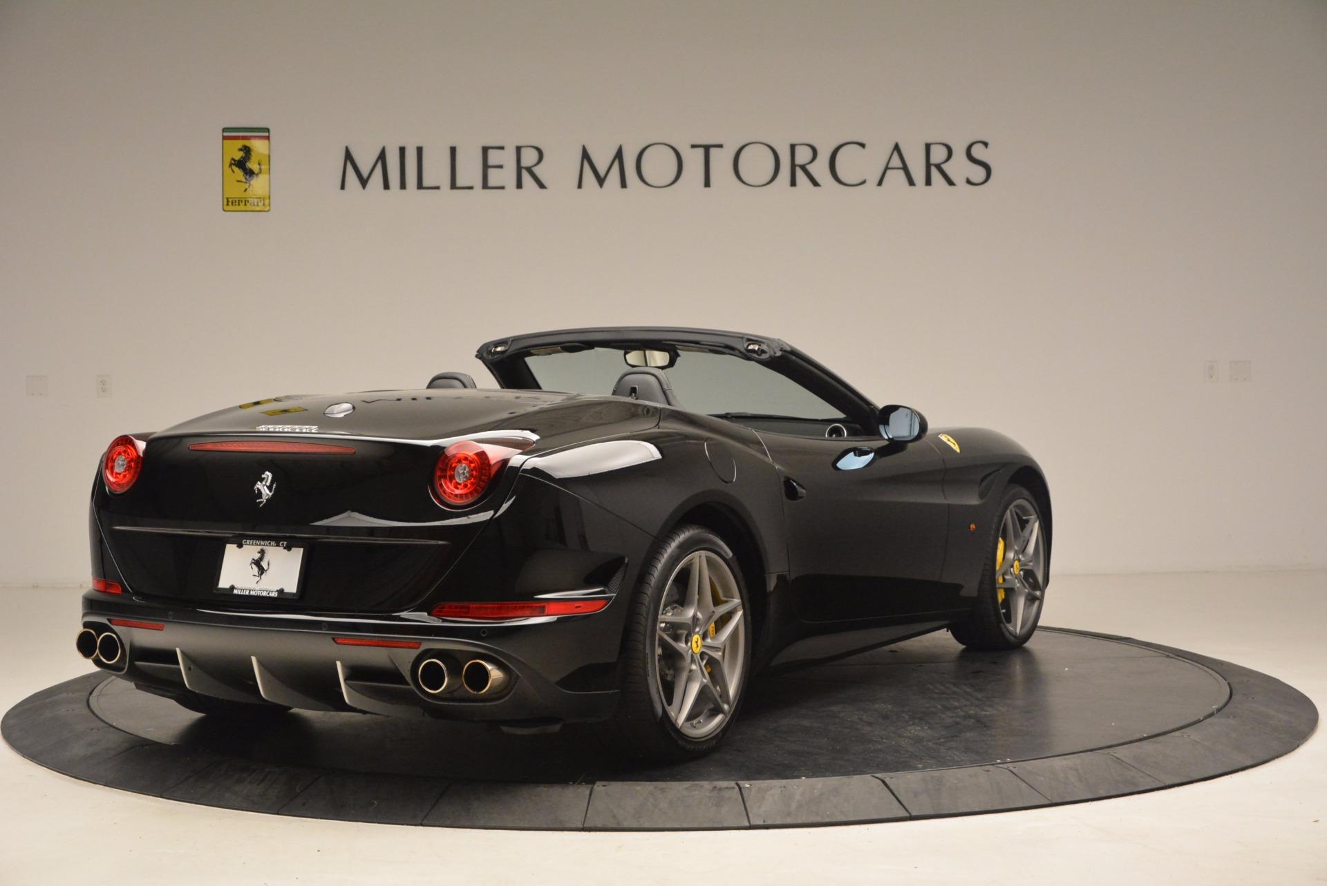 Used 2016 Ferrari California T  For Sale In Greenwich, CT 1630_p7