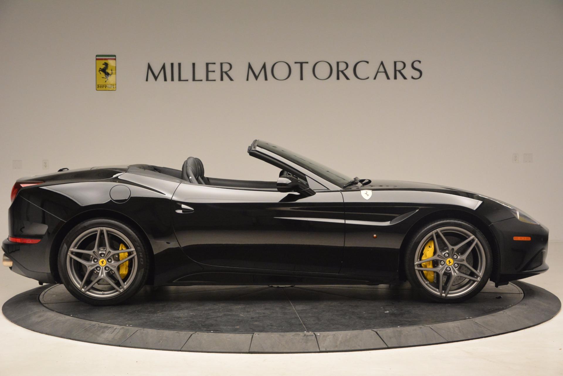 Used 2016 Ferrari California T  For Sale In Greenwich, CT 1630_p9