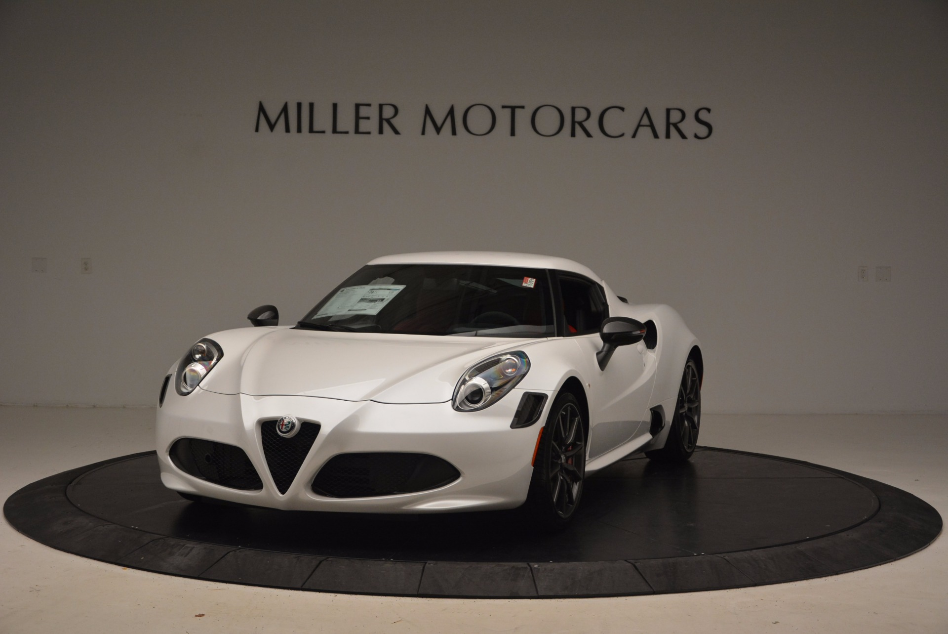 New 2018 Alfa Romeo 4C Coupe For Sale In Greenwich, CT 1633_main