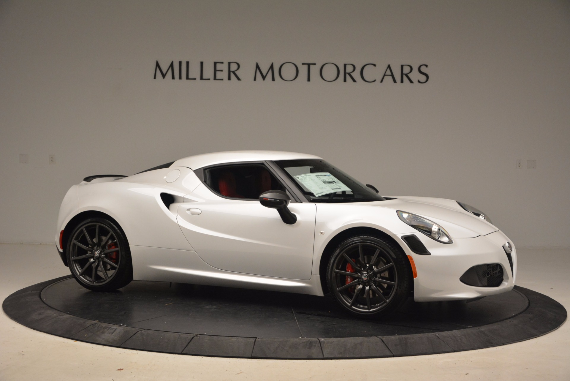 New 2018 Alfa Romeo 4C Coupe For Sale In Greenwich, CT 1633_p10