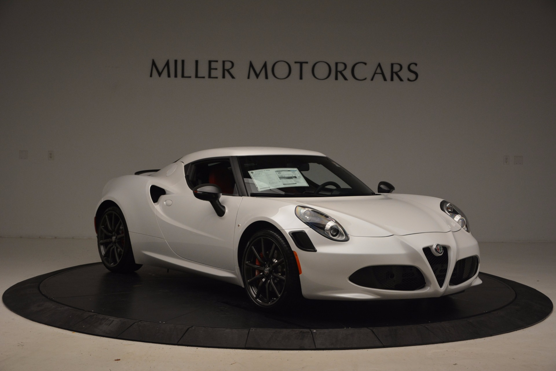 New 2018 Alfa Romeo 4C Coupe For Sale In Greenwich, CT 1633_p11