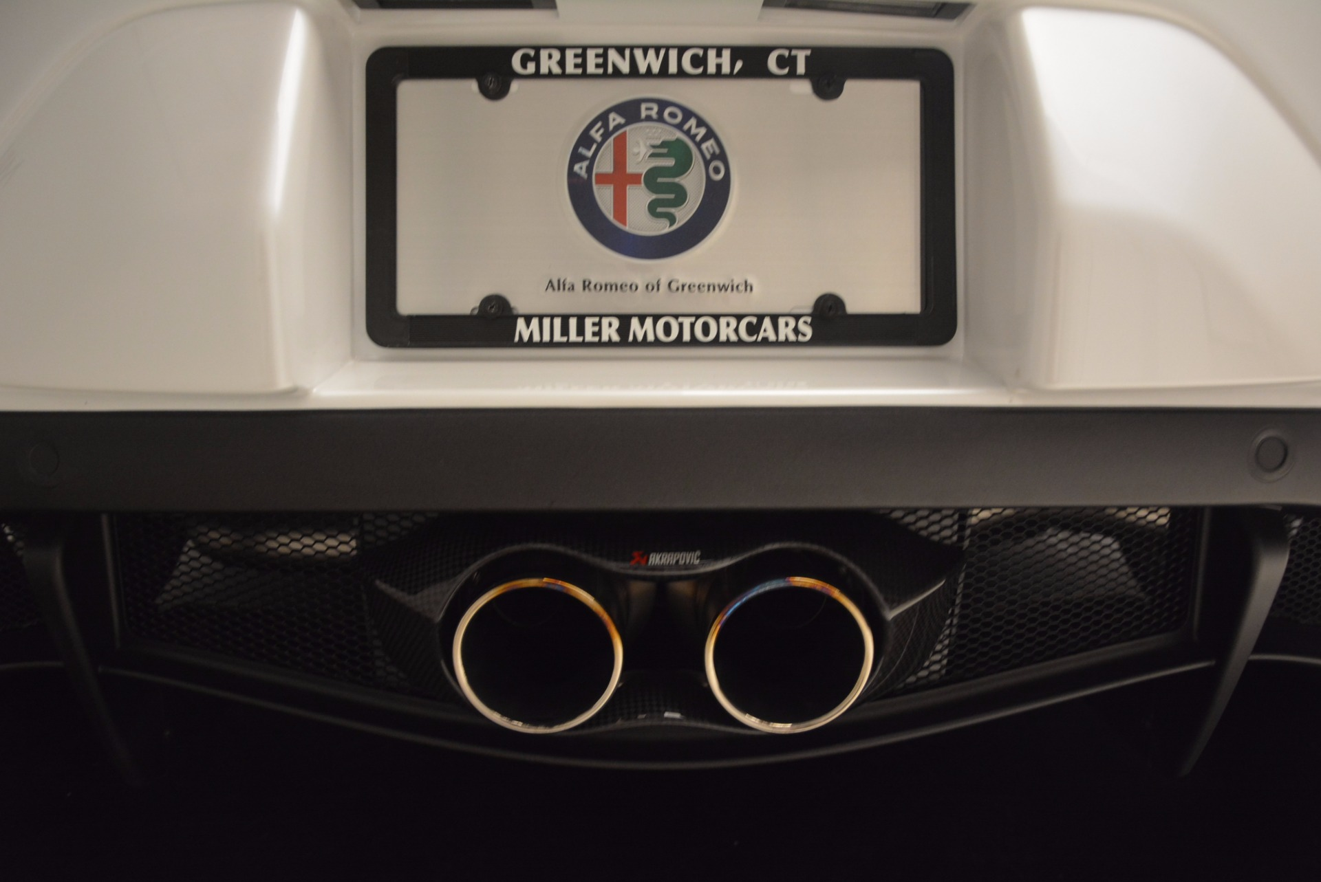 New 2018 Alfa Romeo 4C Coupe For Sale In Greenwich, CT 1633_p22