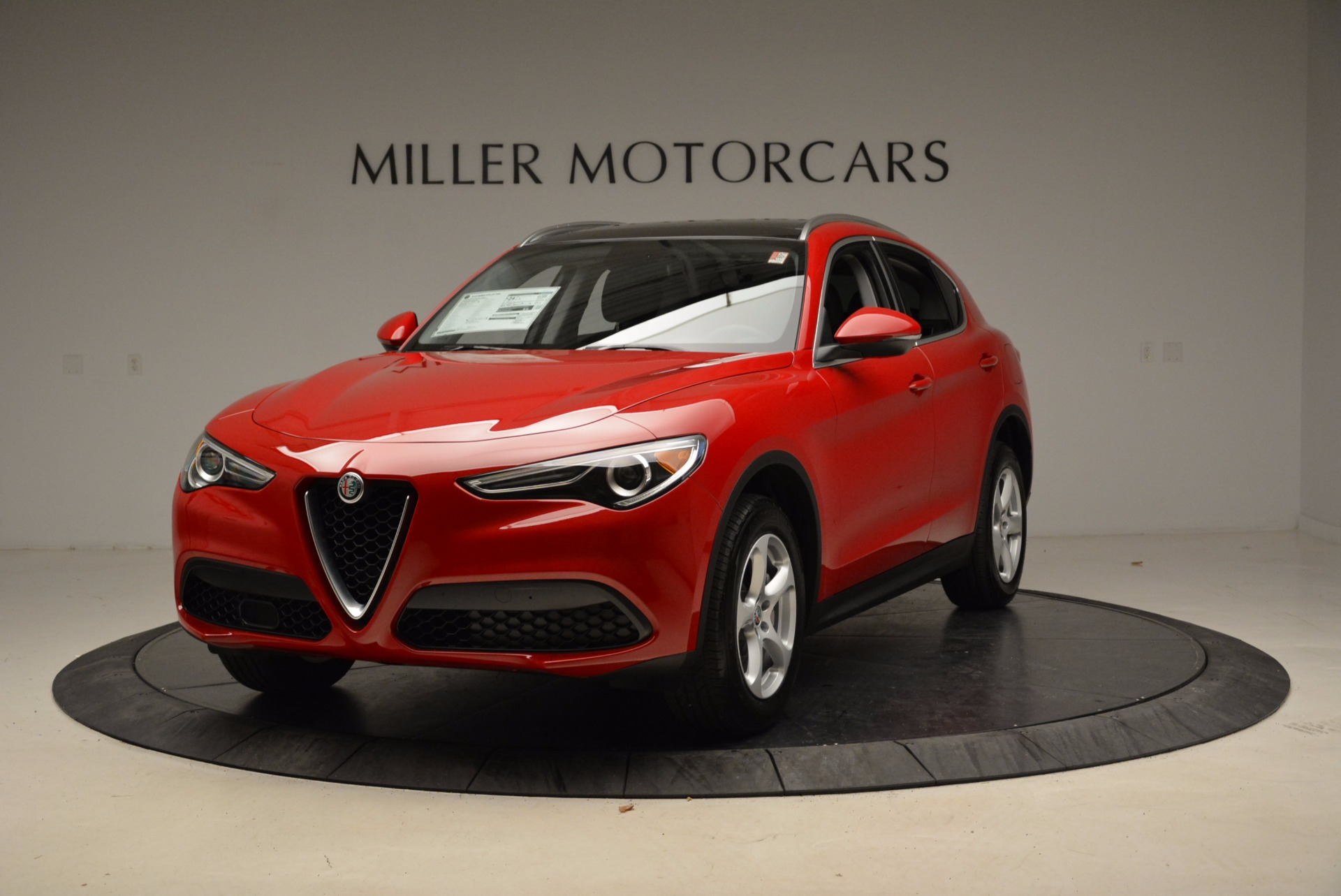 New 2018 Alfa Romeo Stelvio Q4 For Sale In Greenwich, CT 1634_main