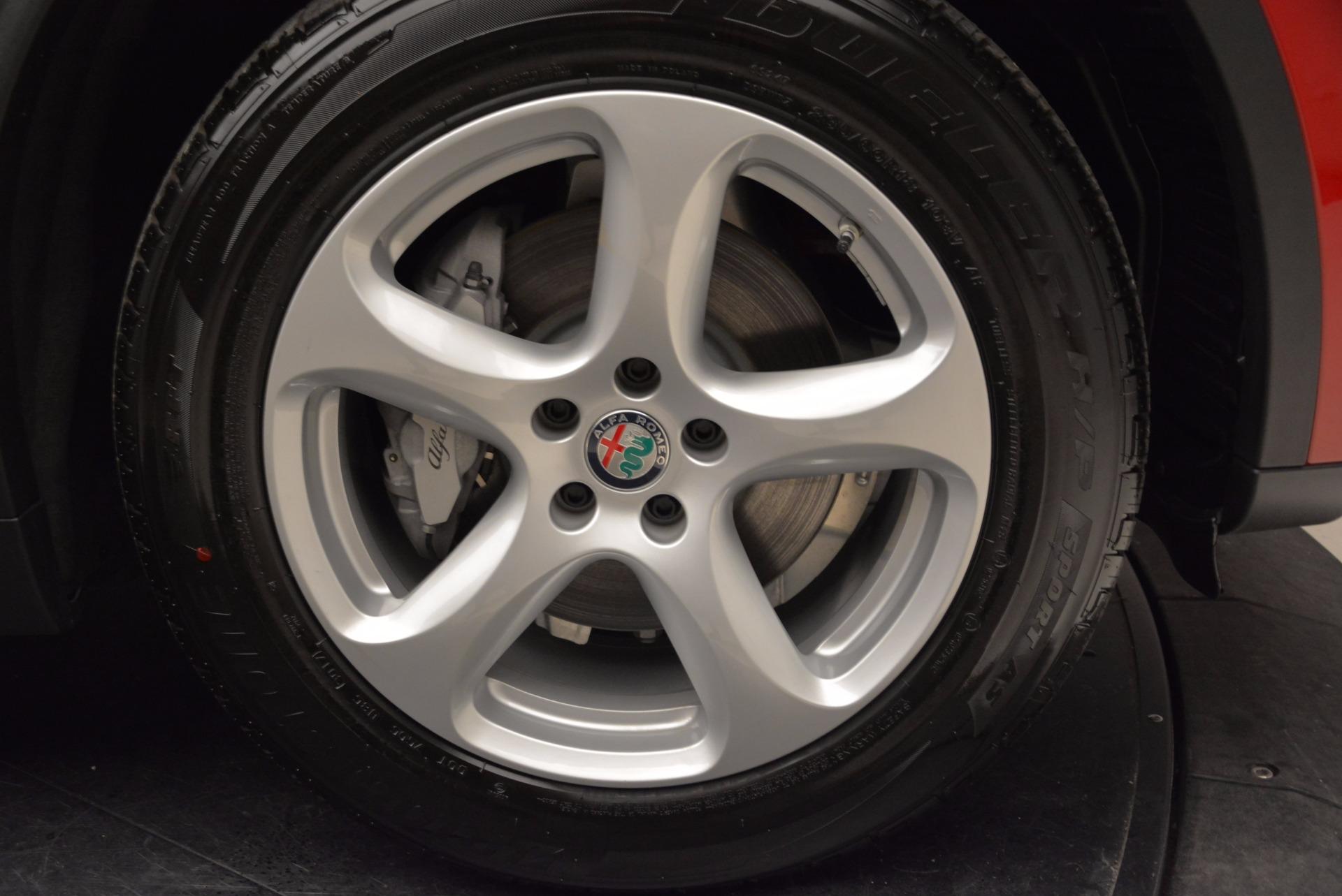 New 2018 Alfa Romeo Stelvio Q4 For Sale In Greenwich, CT 1634_p25
