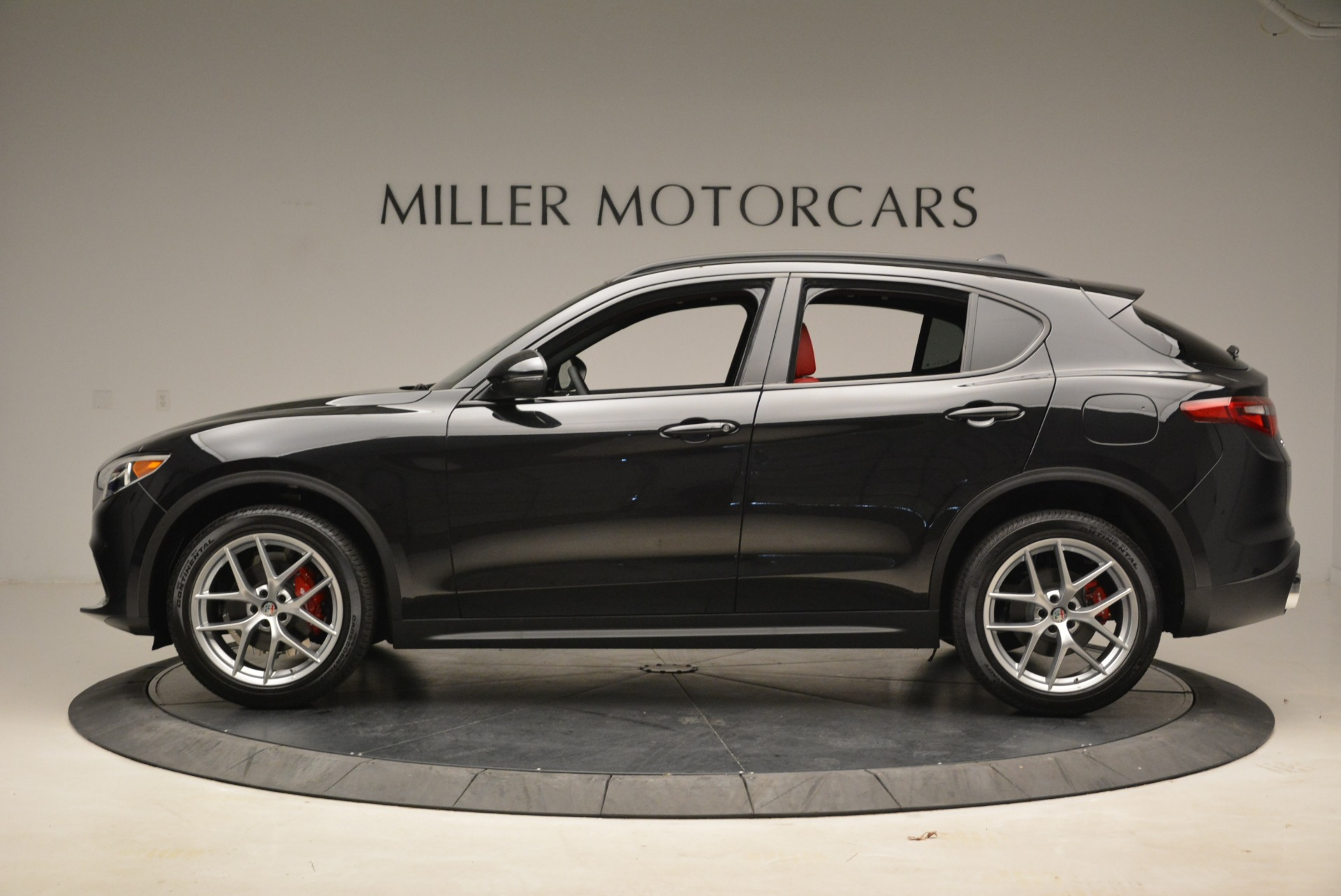 New 2018 Alfa Romeo Stelvio Sport Q4 For Sale In Greenwich, CT 1635_p3