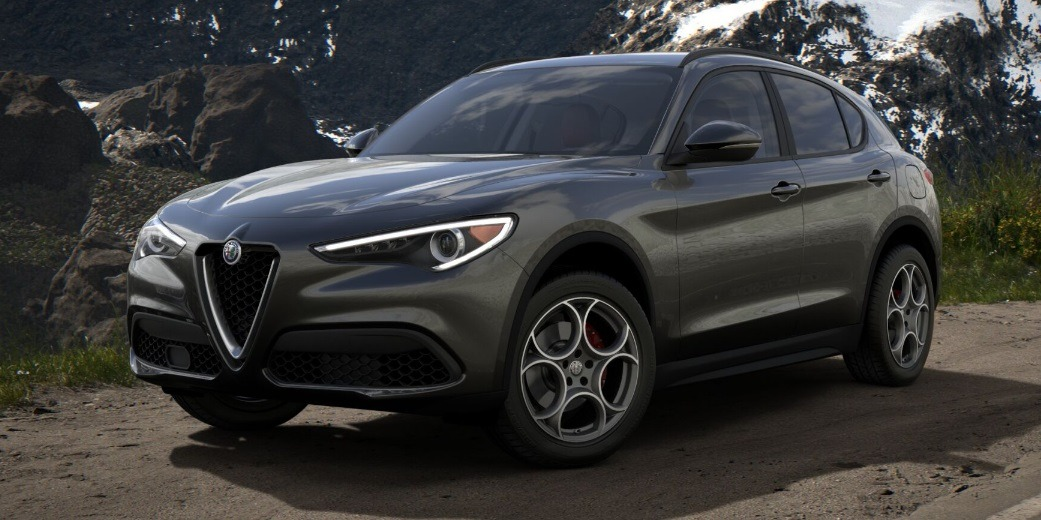 New 2018 Alfa Romeo Stelvio Sport Q4 For Sale In Greenwich, CT 1636_main