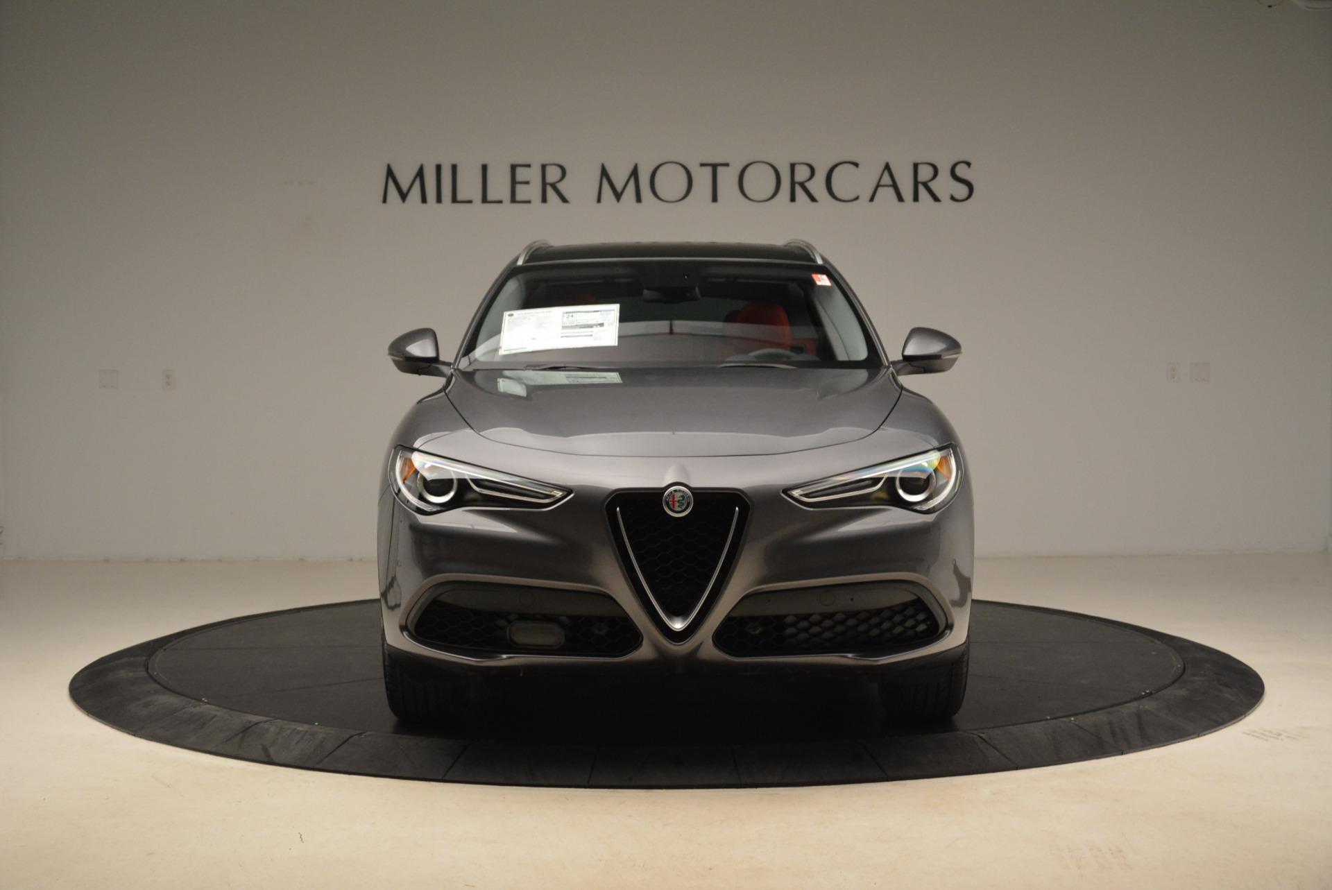New 2018 Alfa Romeo Stelvio Q4 For Sale In Greenwich, CT 1637_p12
