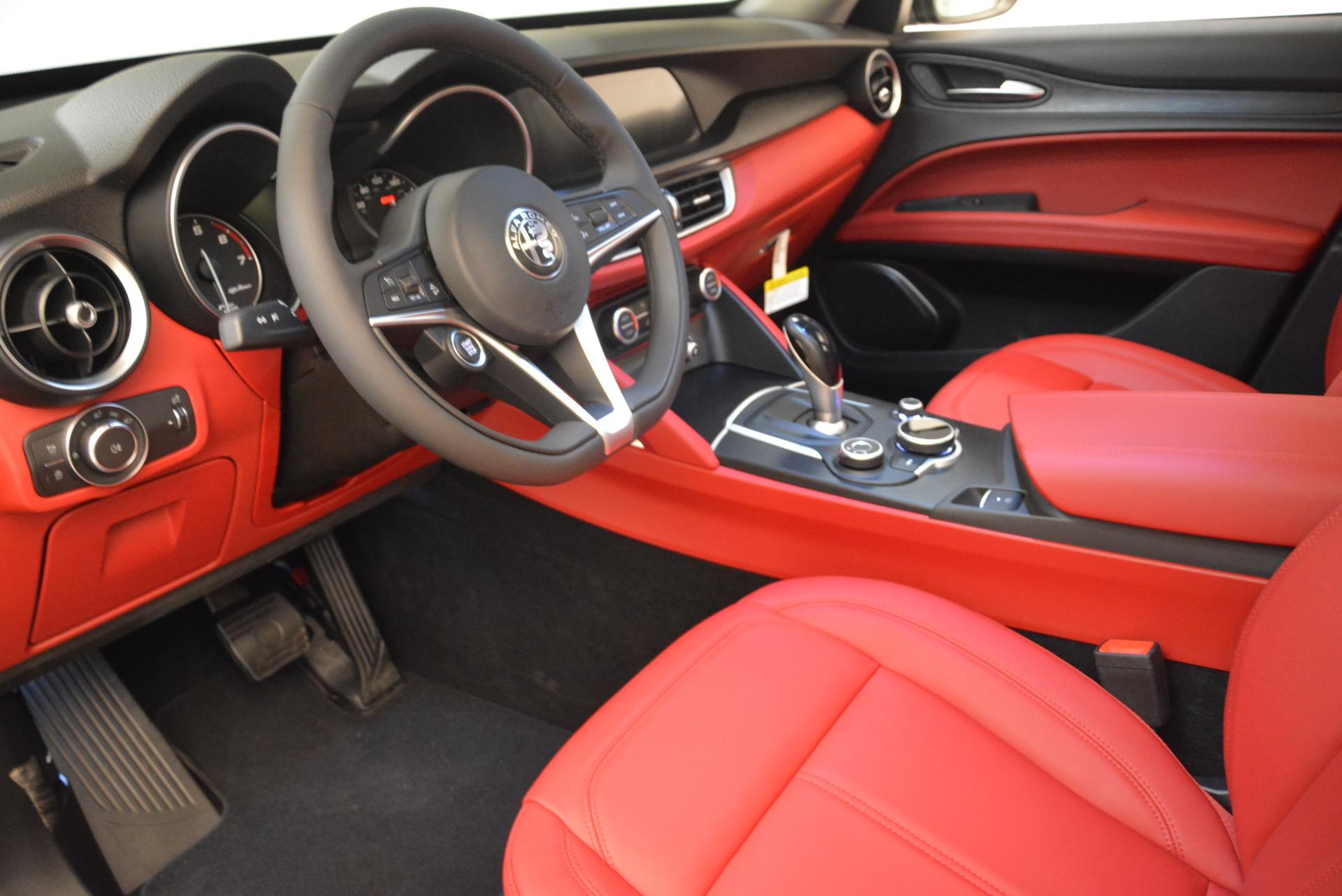 New 2018 Alfa Romeo Stelvio Q4 For Sale In Greenwich, CT 1637_p13