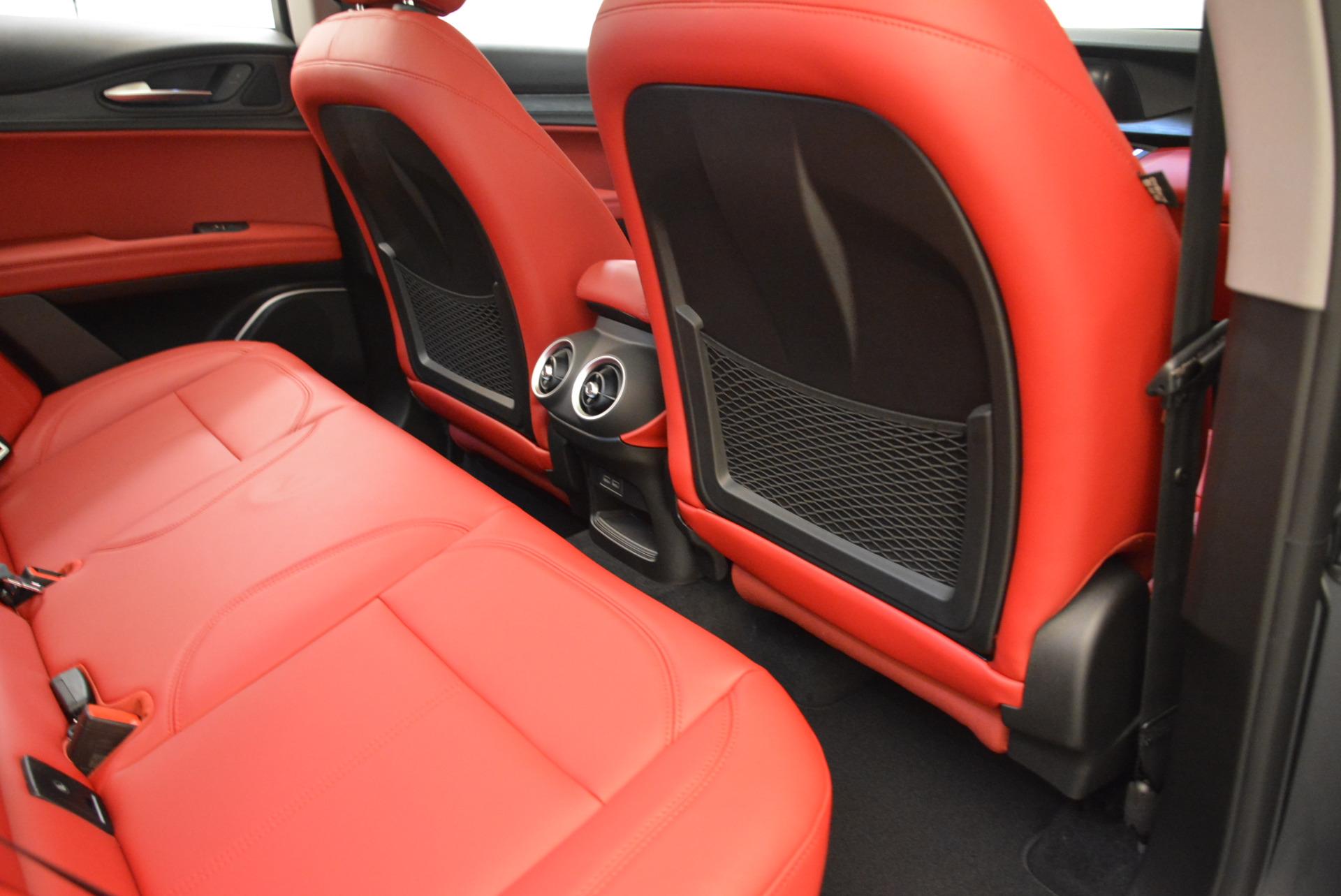 New 2018 Alfa Romeo Stelvio Q4 For Sale In Greenwich, CT 1637_p19