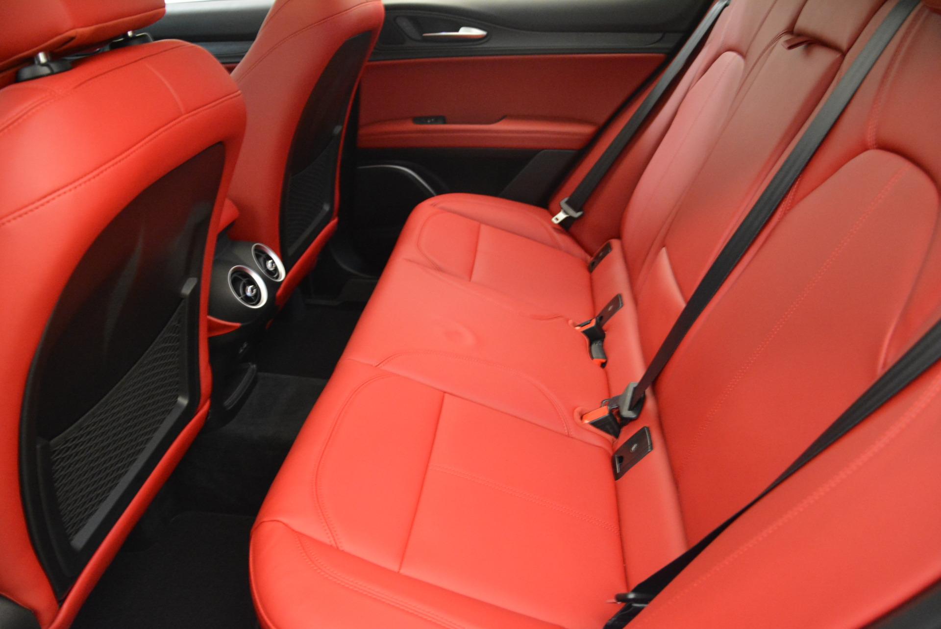 New 2018 Alfa Romeo Stelvio Q4 For Sale In Greenwich, CT 1637_p23