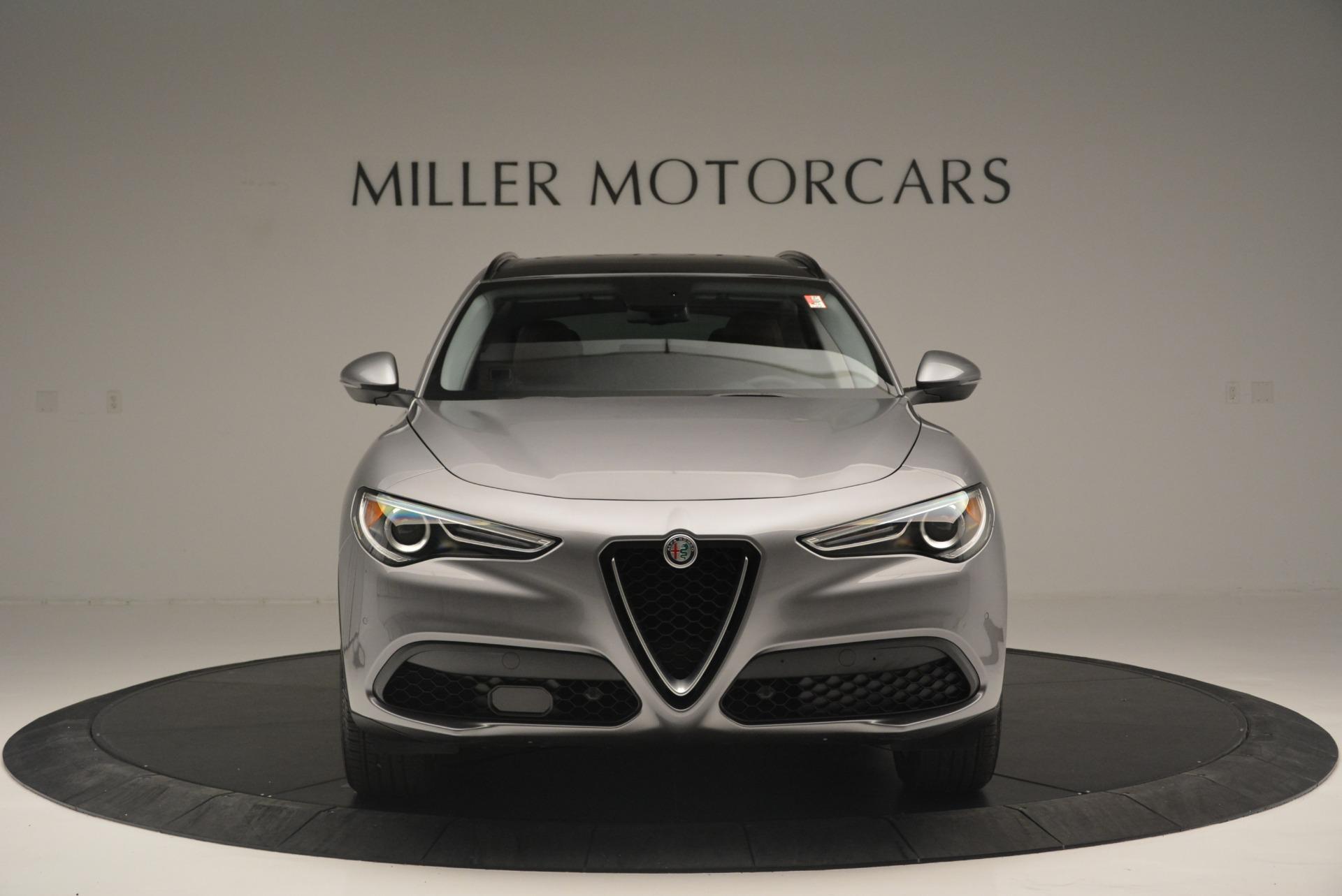 New 2018 Alfa Romeo Stelvio Sport Q4 For Sale In Greenwich, CT 1638_p12