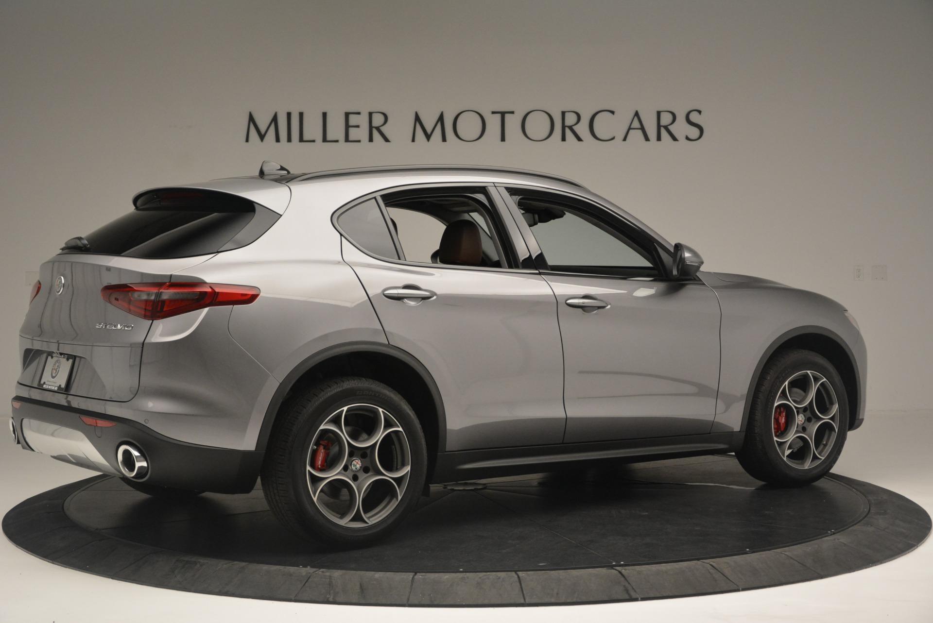 New 2018 Alfa Romeo Stelvio Sport Q4 For Sale In Greenwich, CT 1638_p7
