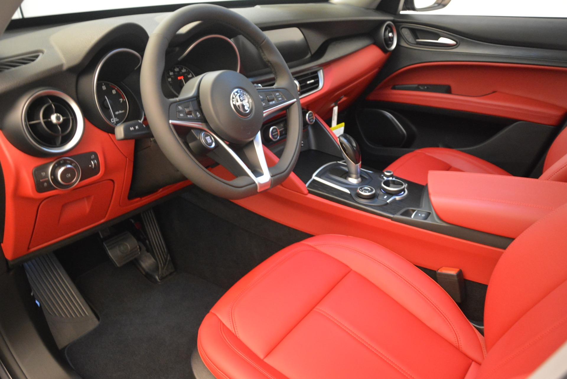 New 2018 Alfa Romeo Stelvio Q4 For Sale In Greenwich, CT 1639_p13