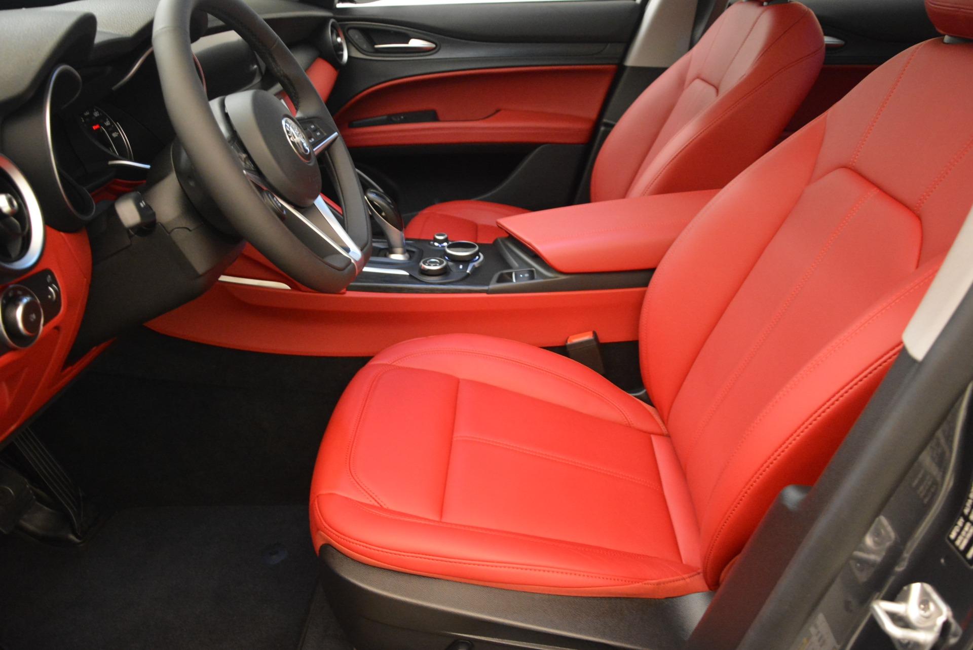 New 2018 Alfa Romeo Stelvio Q4 For Sale In Greenwich, CT 1639_p14