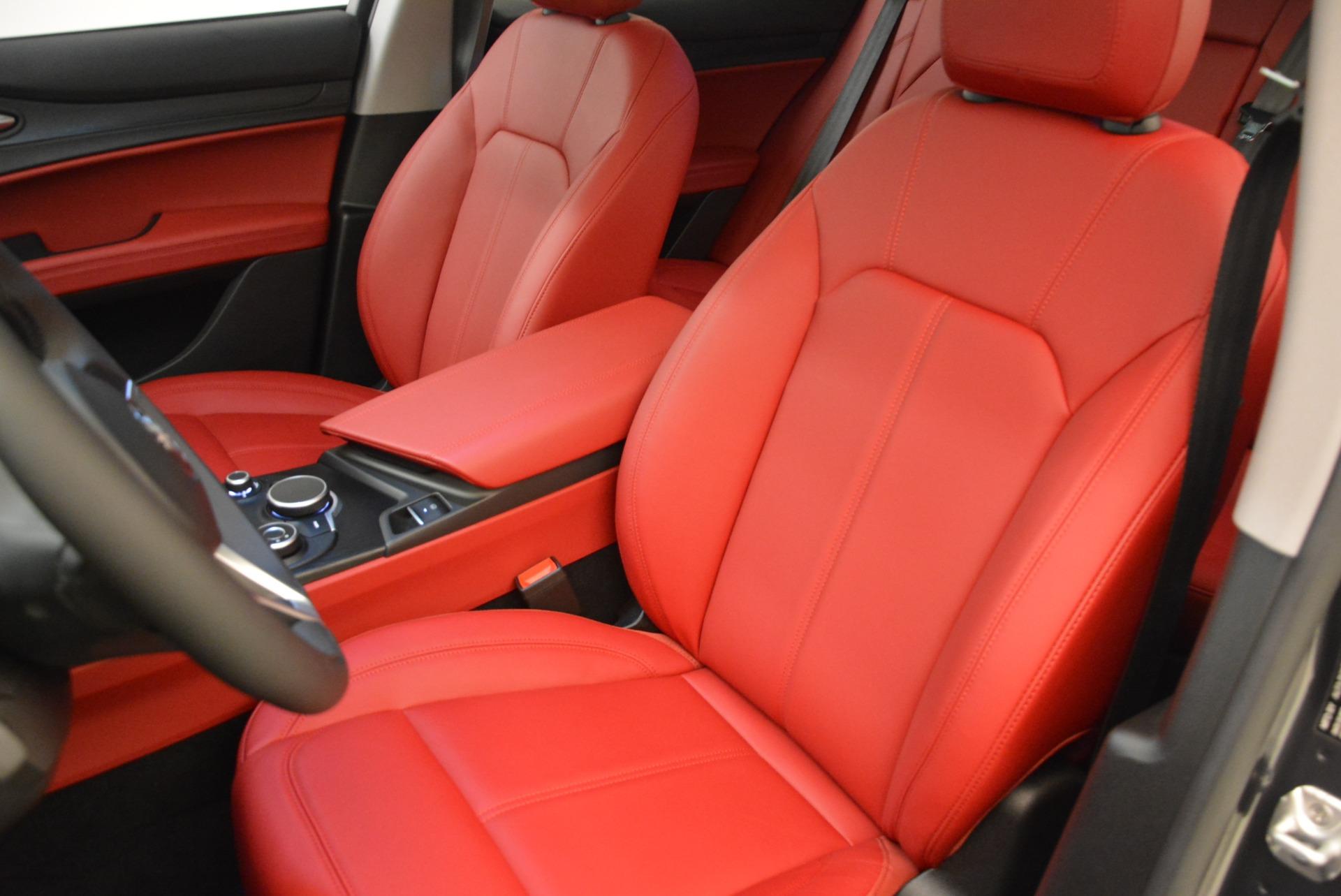 New 2018 Alfa Romeo Stelvio Q4 For Sale In Greenwich, CT 1639_p15