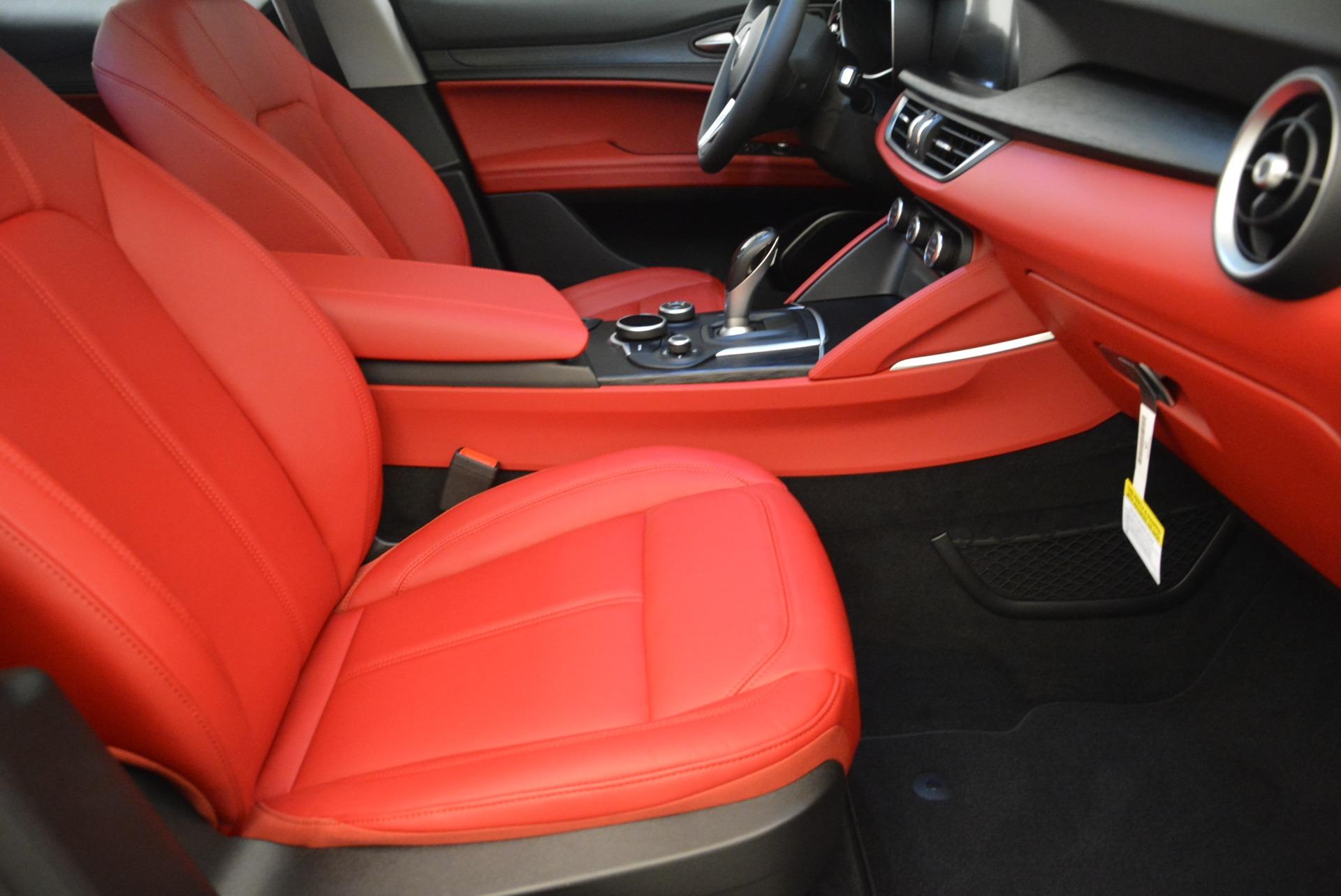 New 2018 Alfa Romeo Stelvio Q4 For Sale In Greenwich, CT 1639_p20
