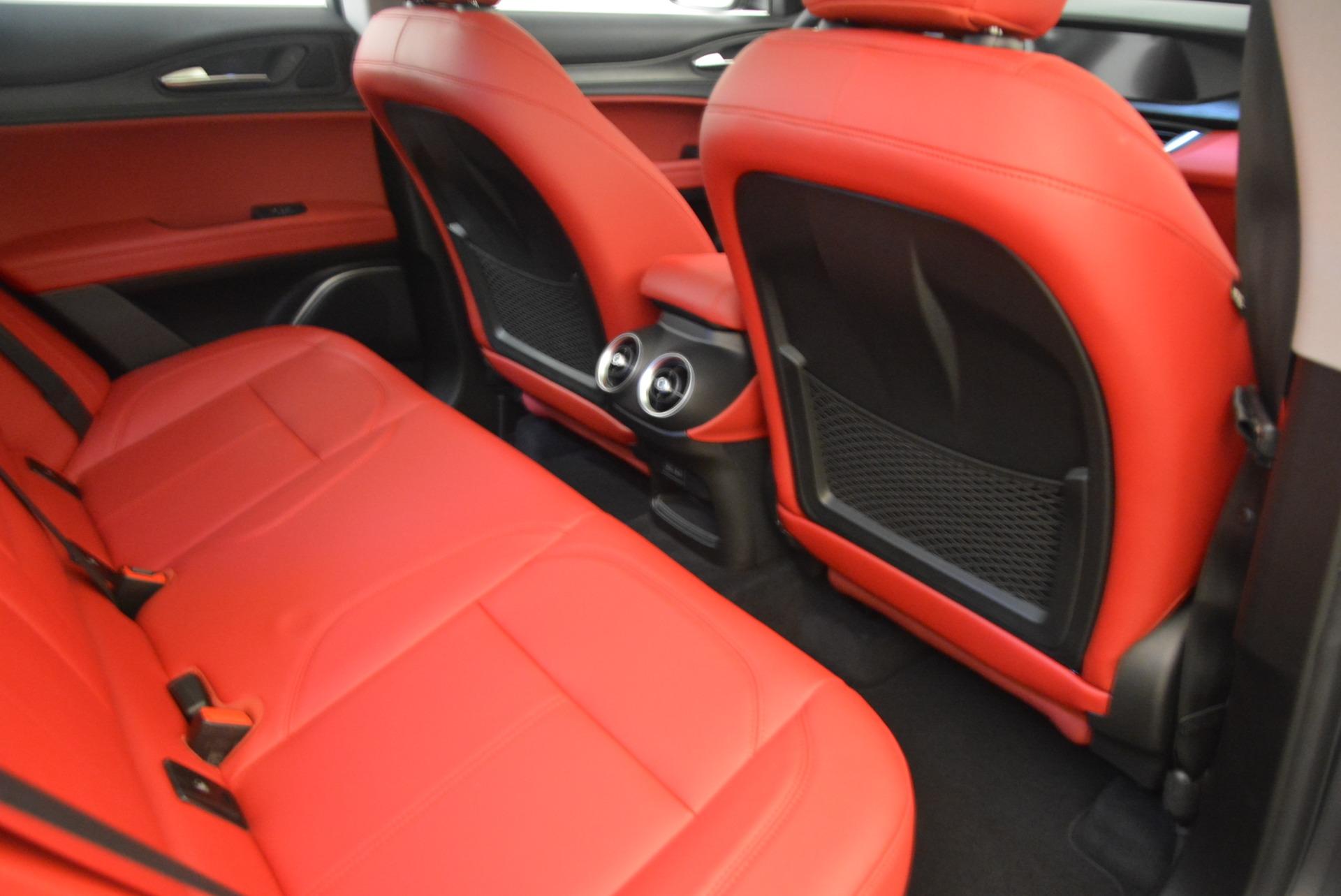 New 2018 Alfa Romeo Stelvio Q4 For Sale In Greenwich, CT 1639_p22
