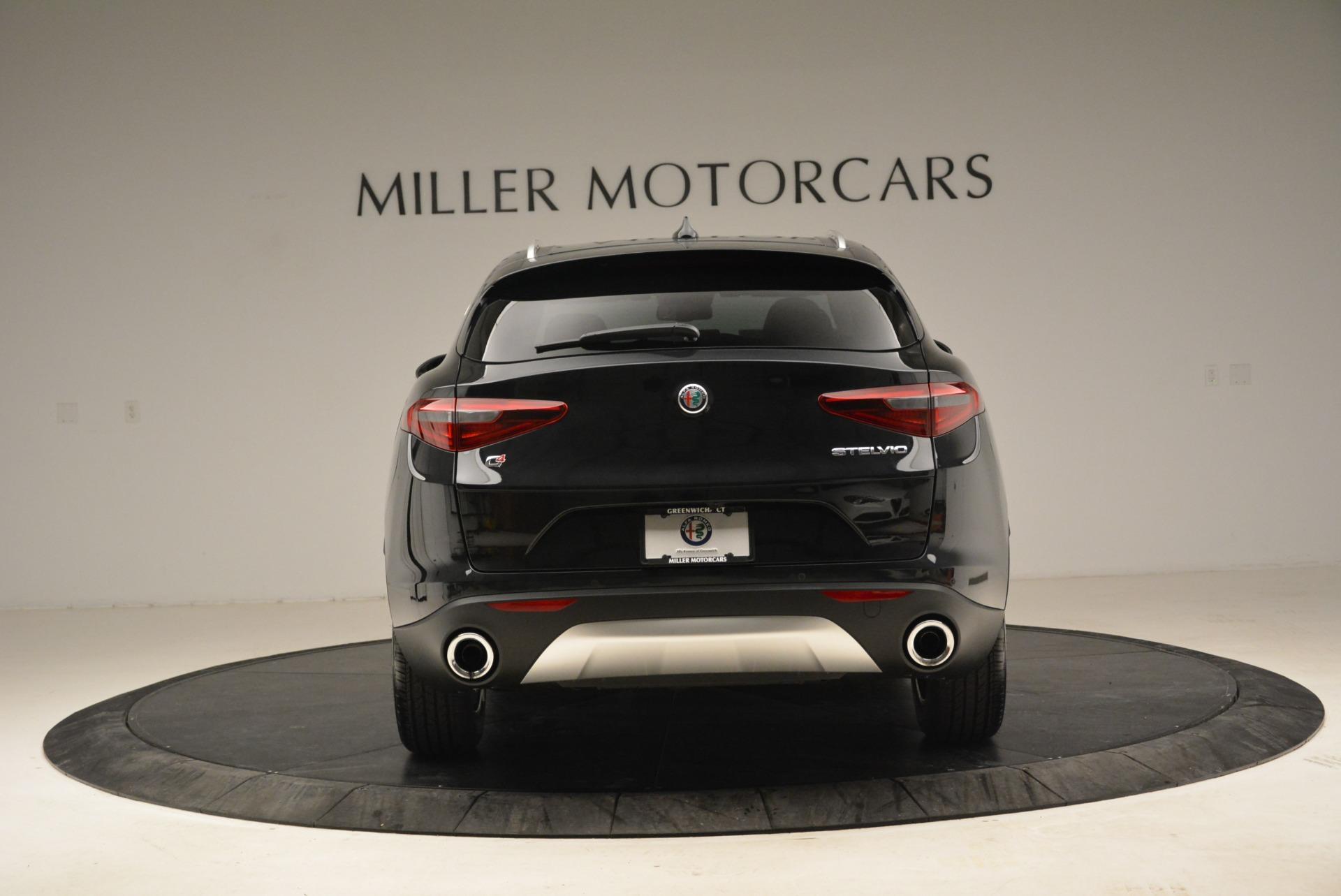 New 2018 Alfa Romeo Stelvio Q4 For Sale In Greenwich, CT 1639_p6