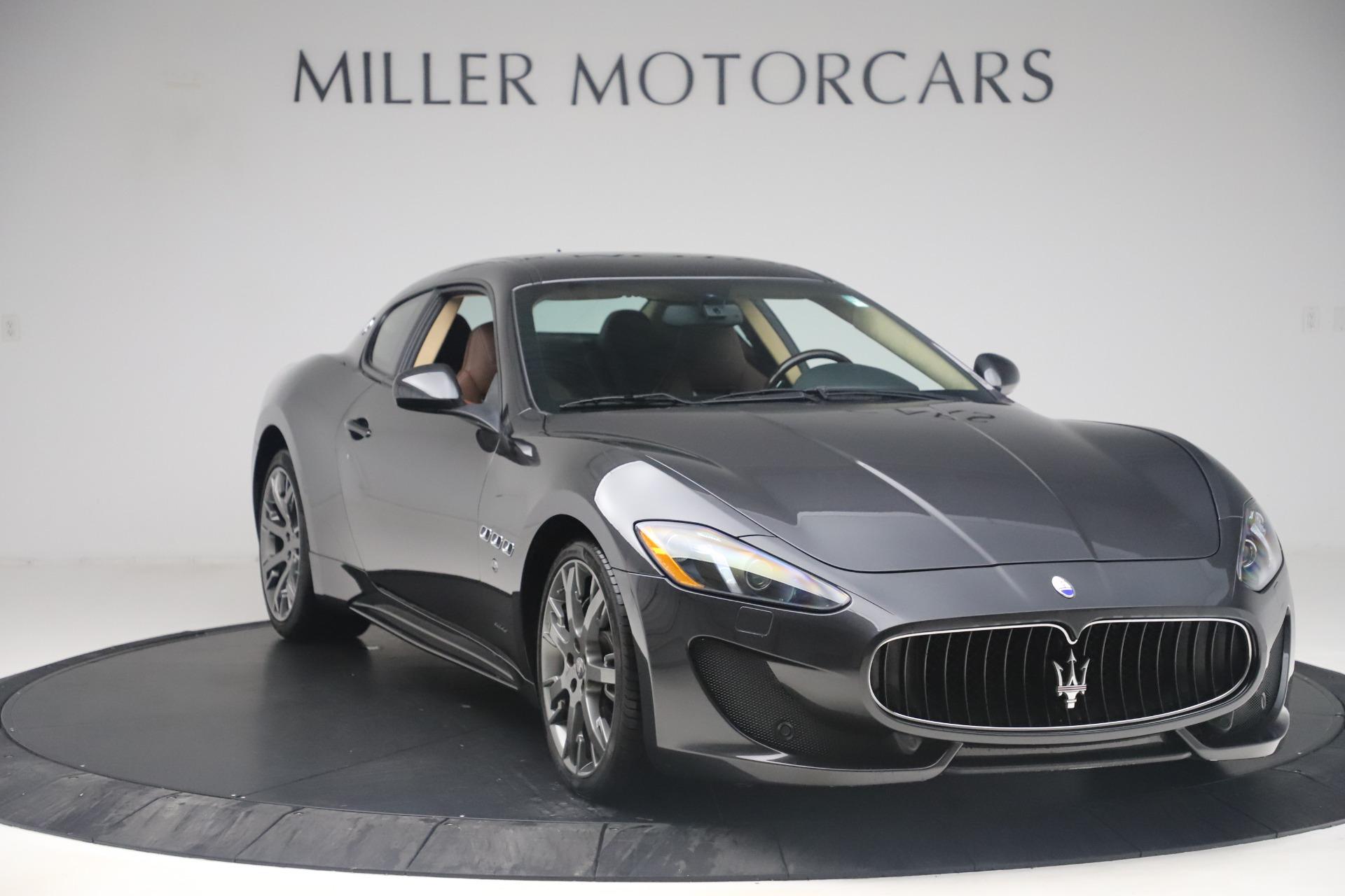 New 2016 Maserati GranTurismo Sport For Sale In Greenwich, CT 164_p11