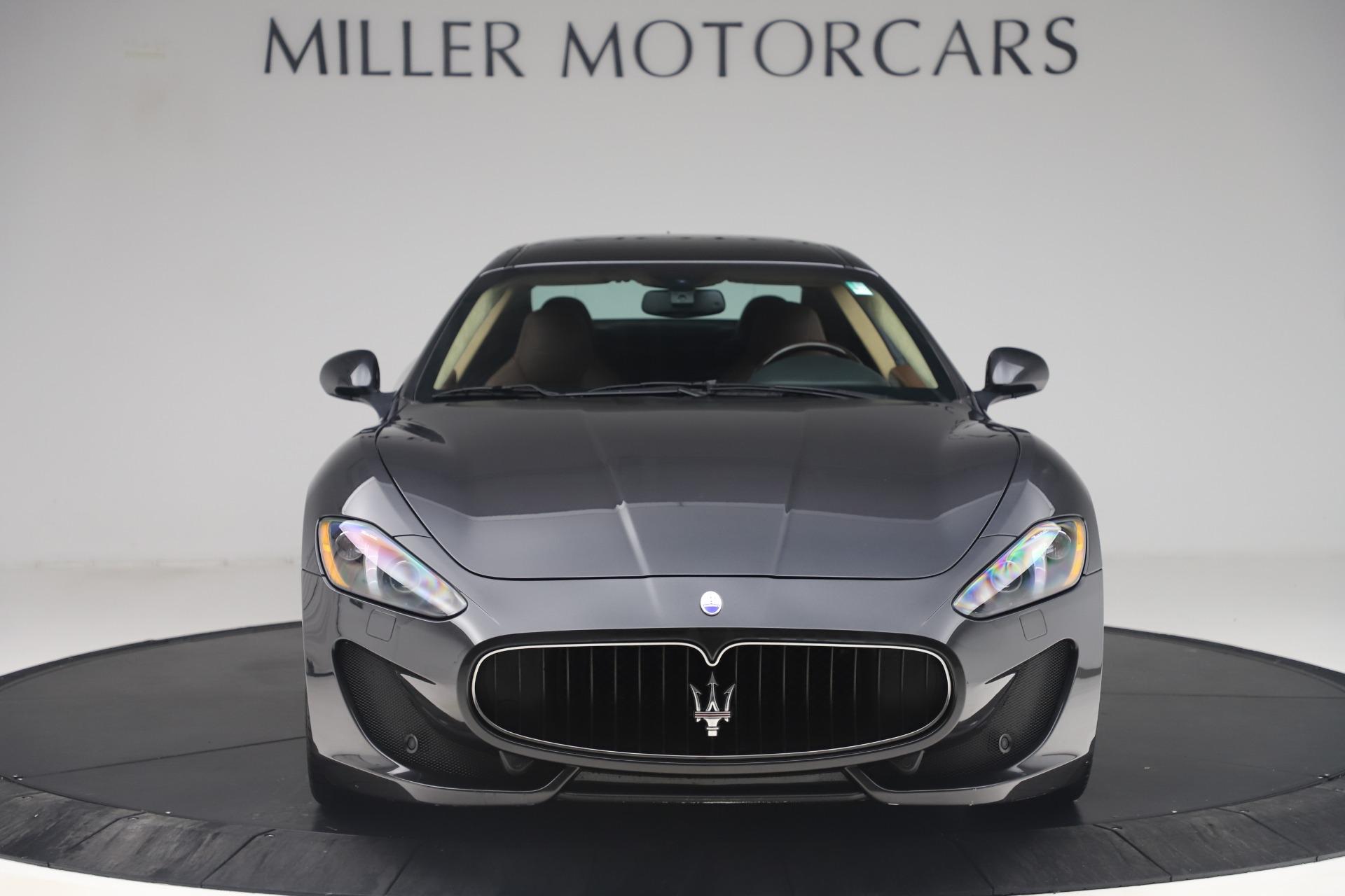 New 2016 Maserati GranTurismo Sport For Sale In Greenwich, CT 164_p12