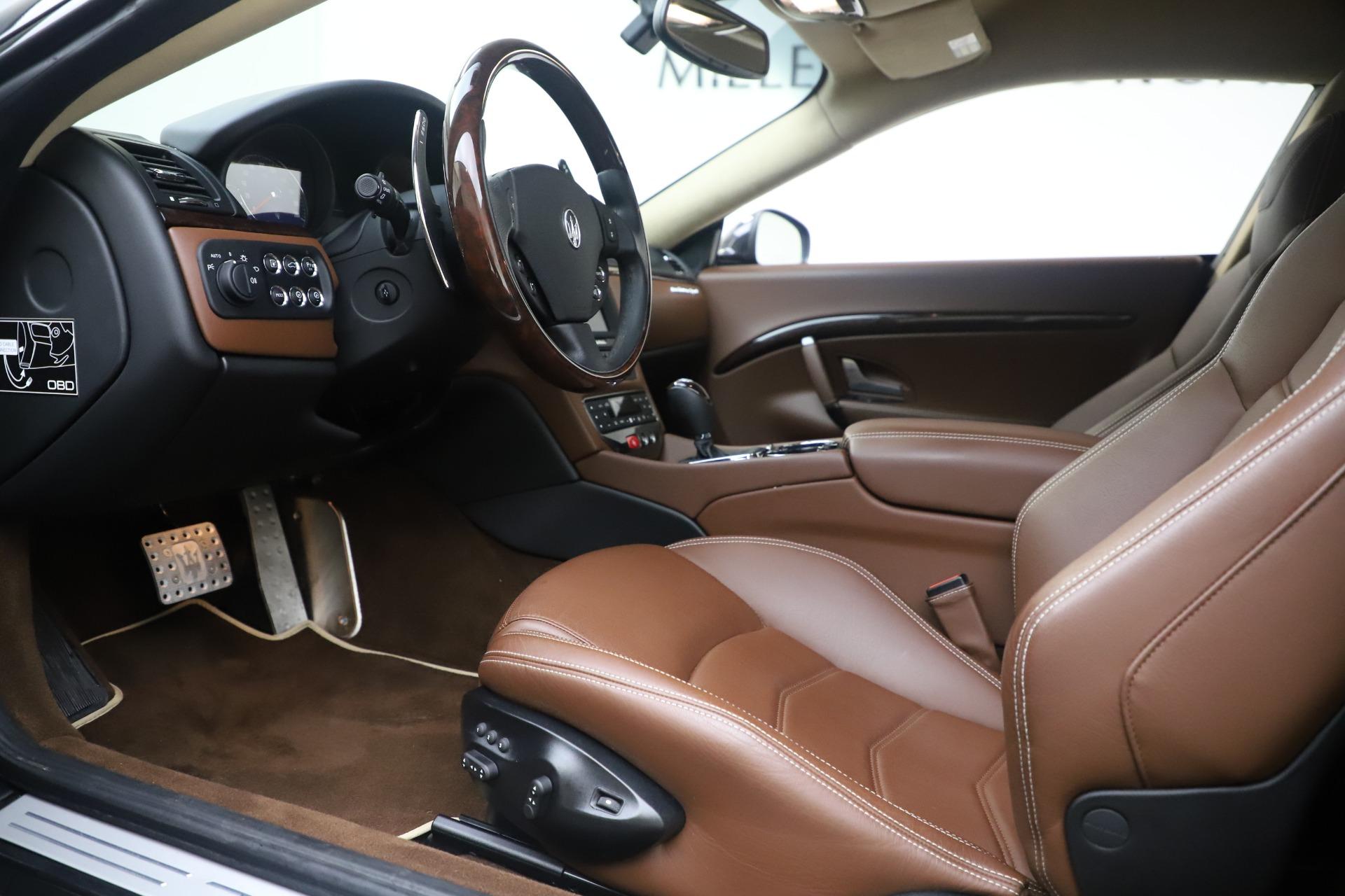 New 2016 Maserati GranTurismo Sport For Sale In Greenwich, CT 164_p14