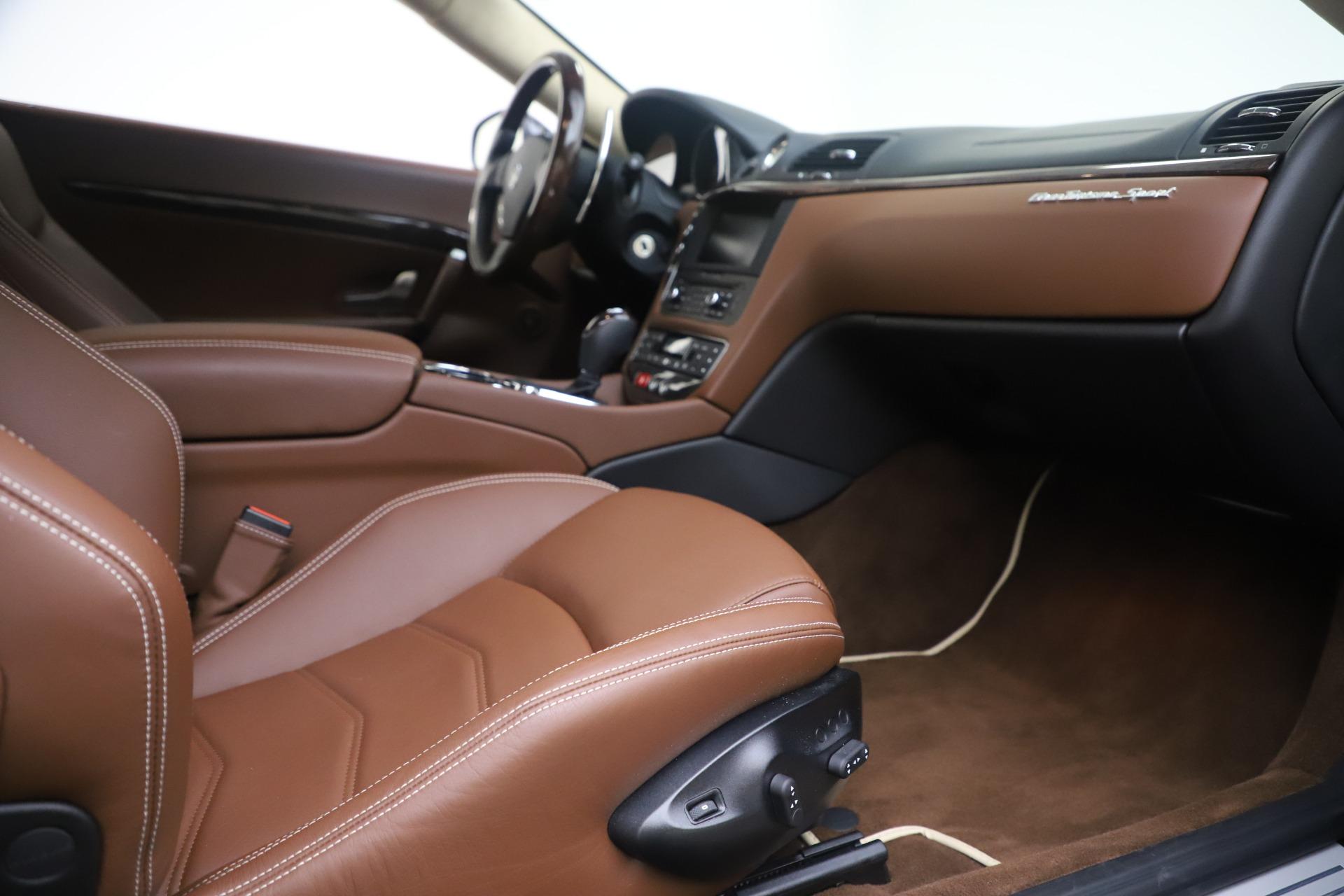 New 2016 Maserati GranTurismo Sport For Sale In Greenwich, CT 164_p20