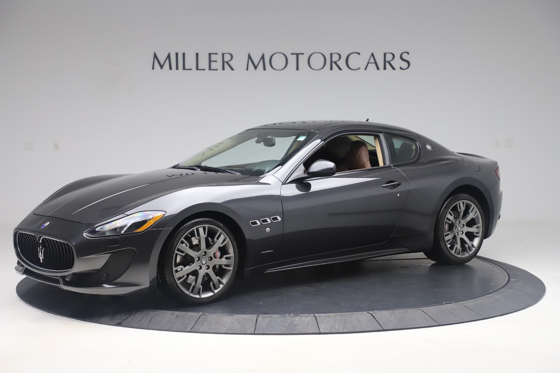 New 2016 Maserati GranTurismo Sport For Sale In Greenwich, CT 164_p2