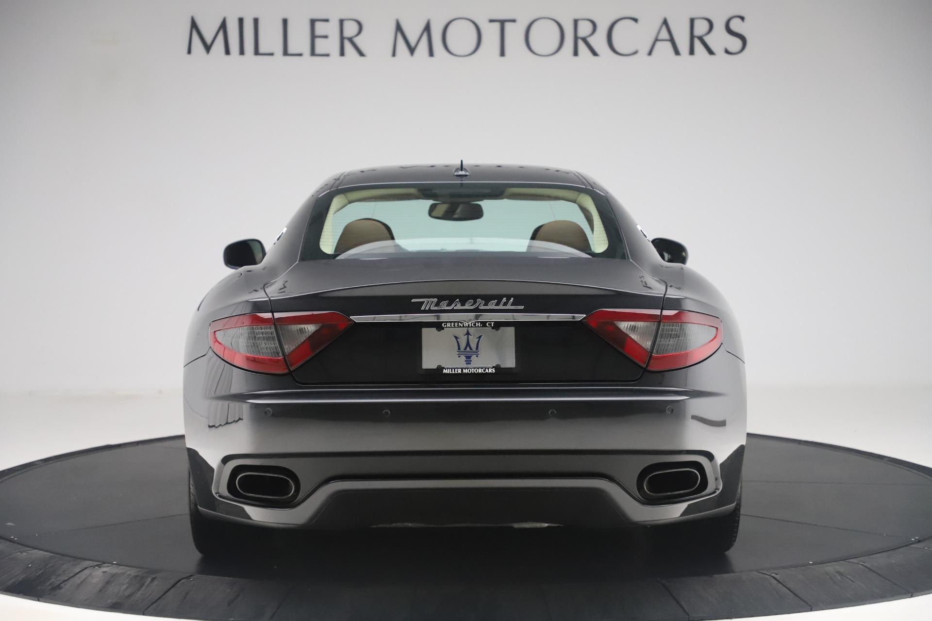 New 2016 Maserati GranTurismo Sport For Sale In Greenwich, CT 164_p6