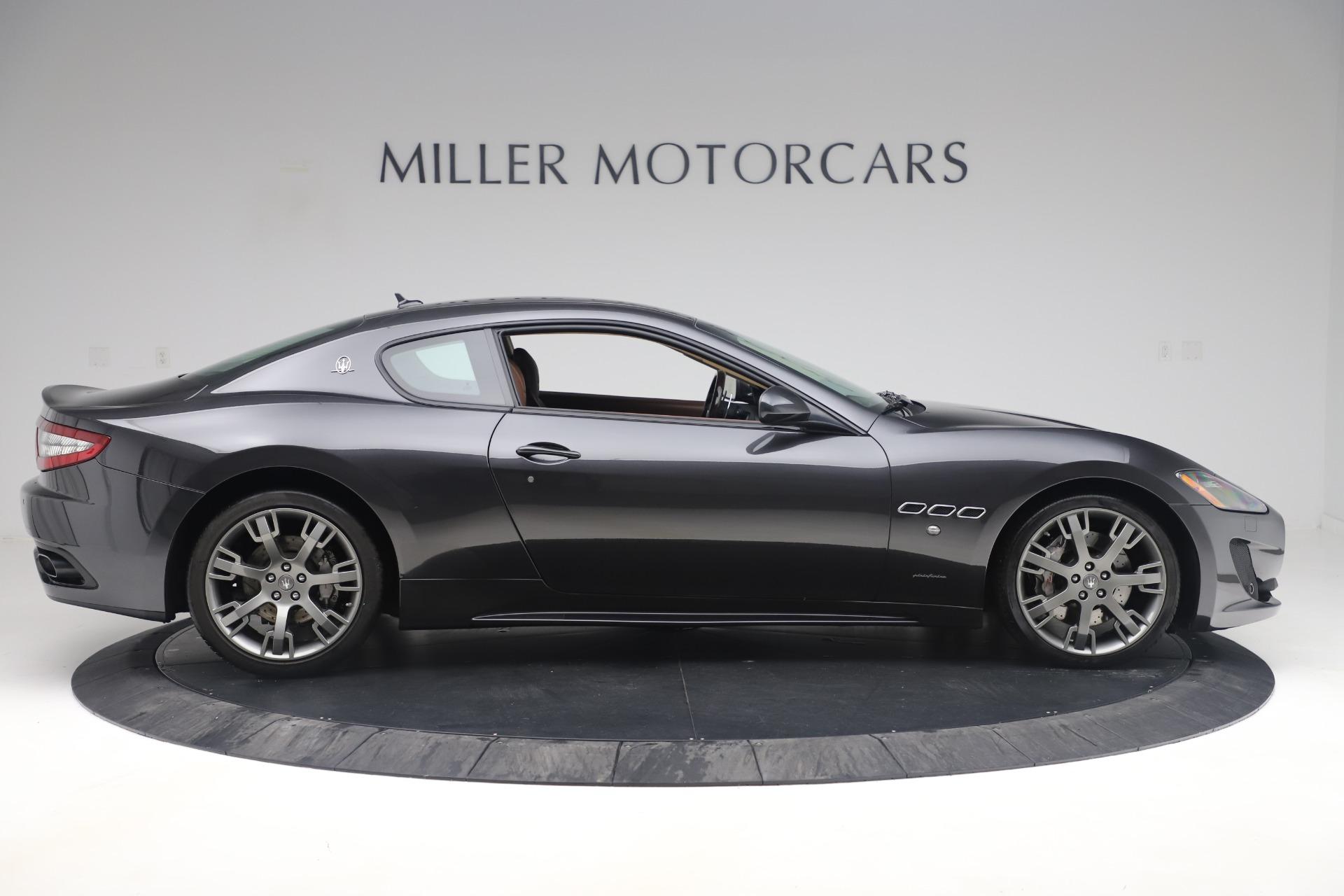 New 2016 Maserati GranTurismo Sport For Sale In Greenwich, CT 164_p9
