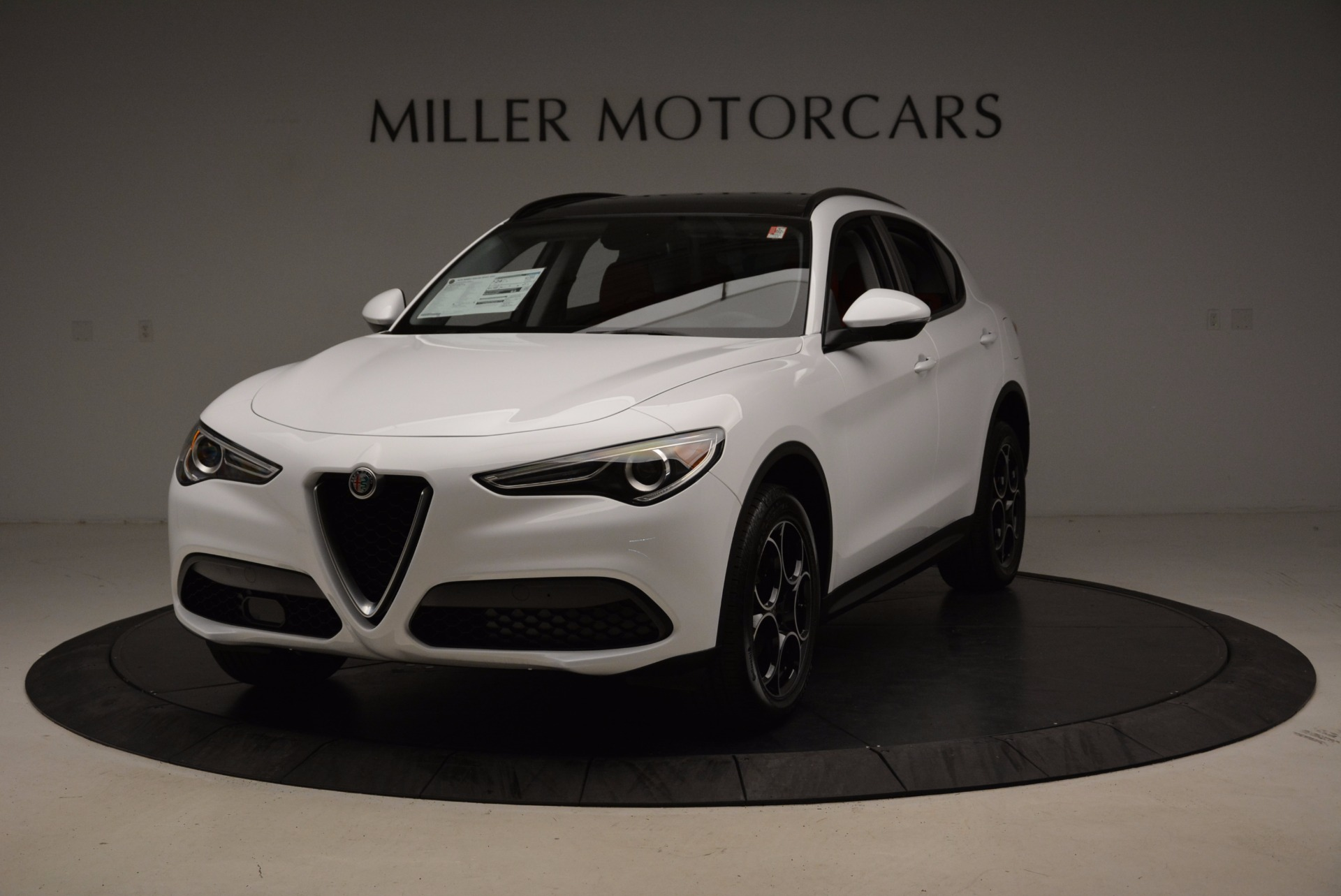 New 2018 Alfa Romeo Stelvio Sport Q4 For Sale In Greenwich, CT
