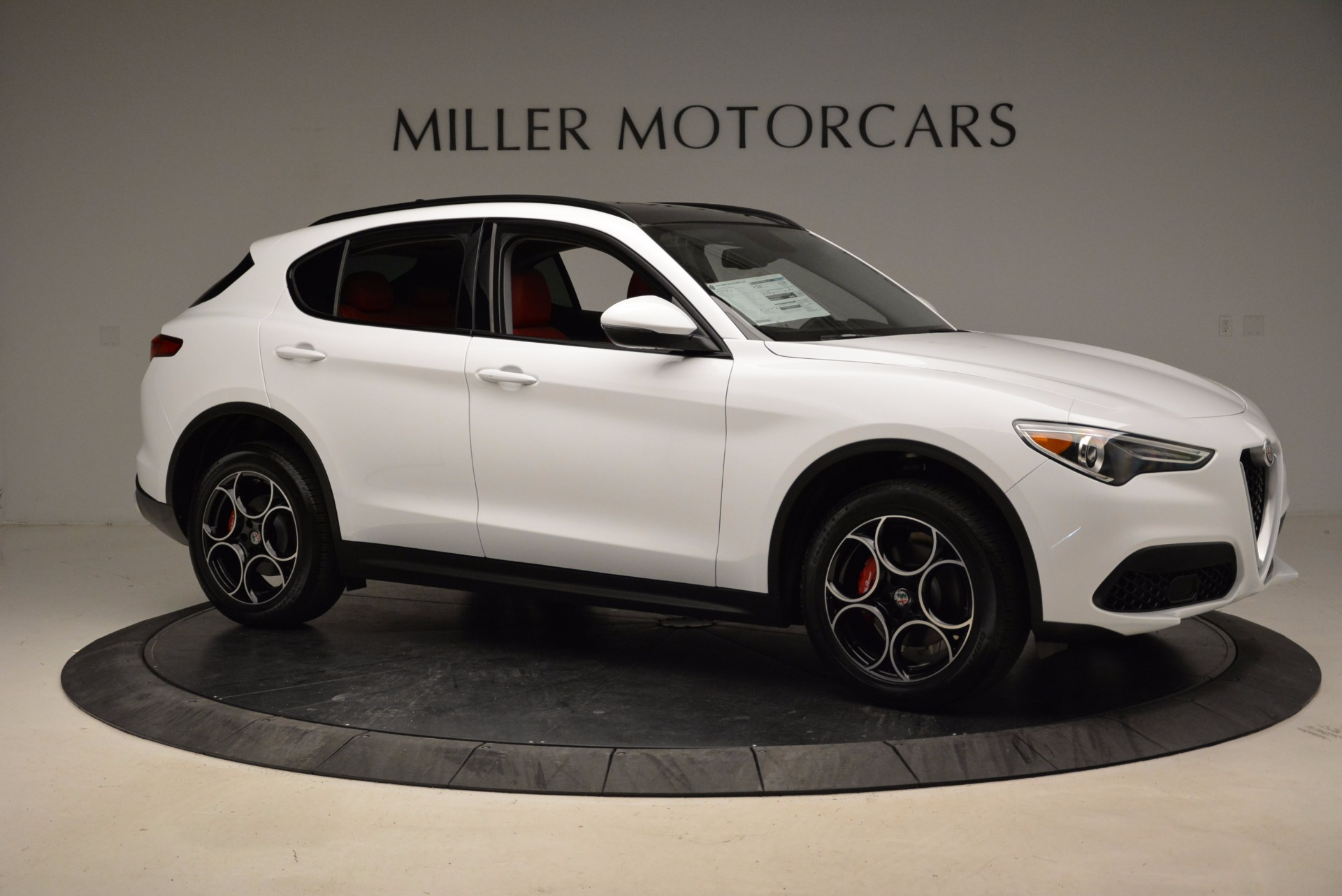 New 2018 Alfa Romeo Stelvio Sport Q4 For Sale In Greenwich, CT 1642_p10