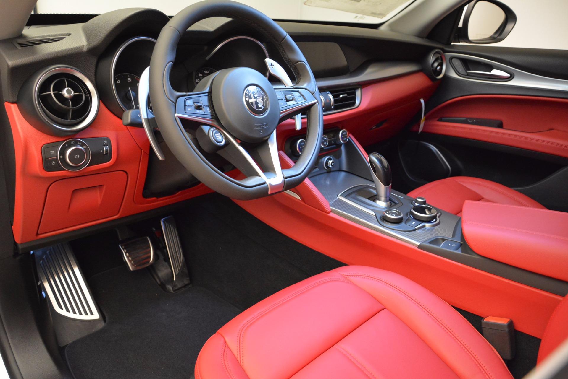 New 2018 Alfa Romeo Stelvio Sport Q4 For Sale In Greenwich, CT 1642_p13