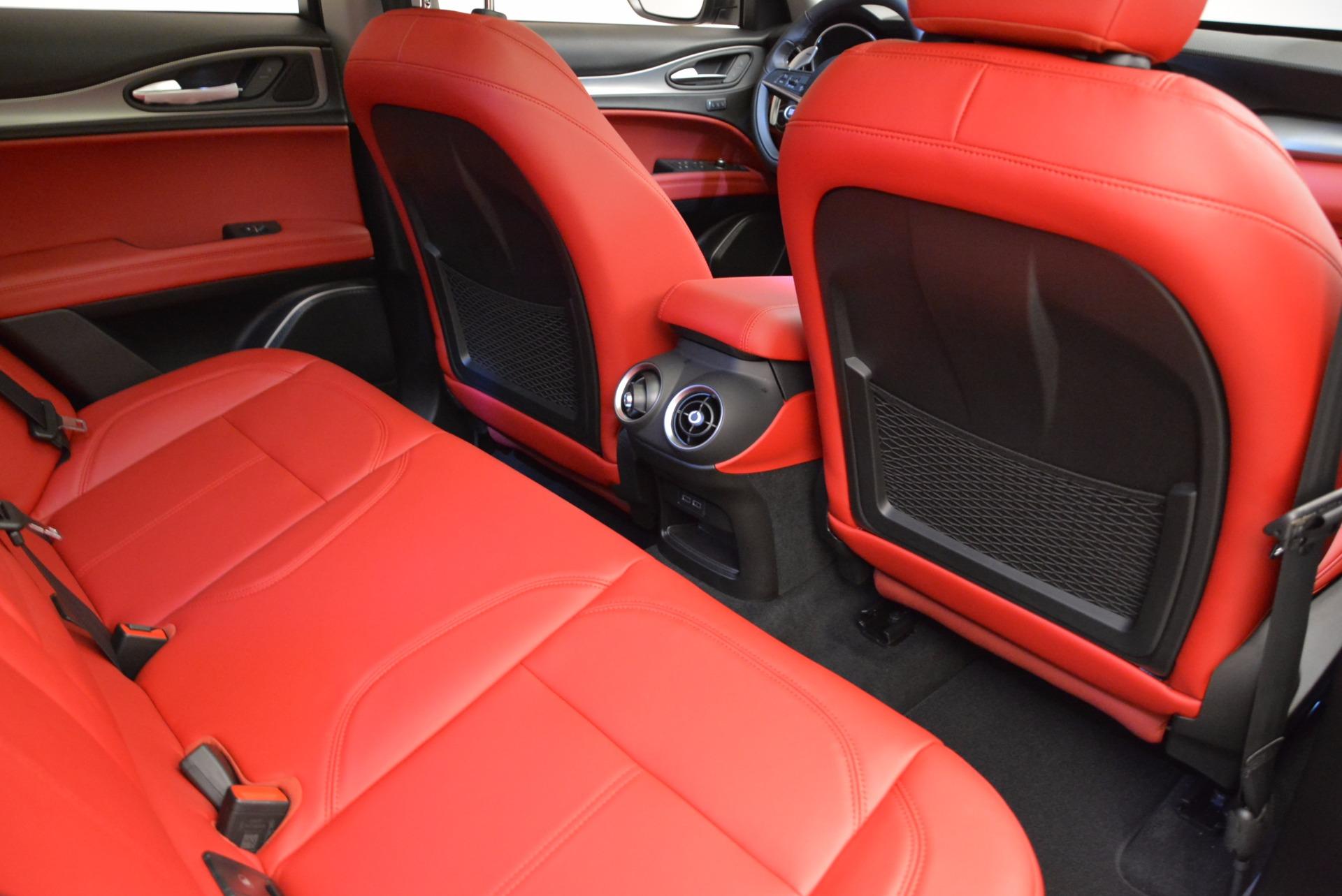 New 2018 Alfa Romeo Stelvio Sport Q4 For Sale In Greenwich, CT 1642_p22