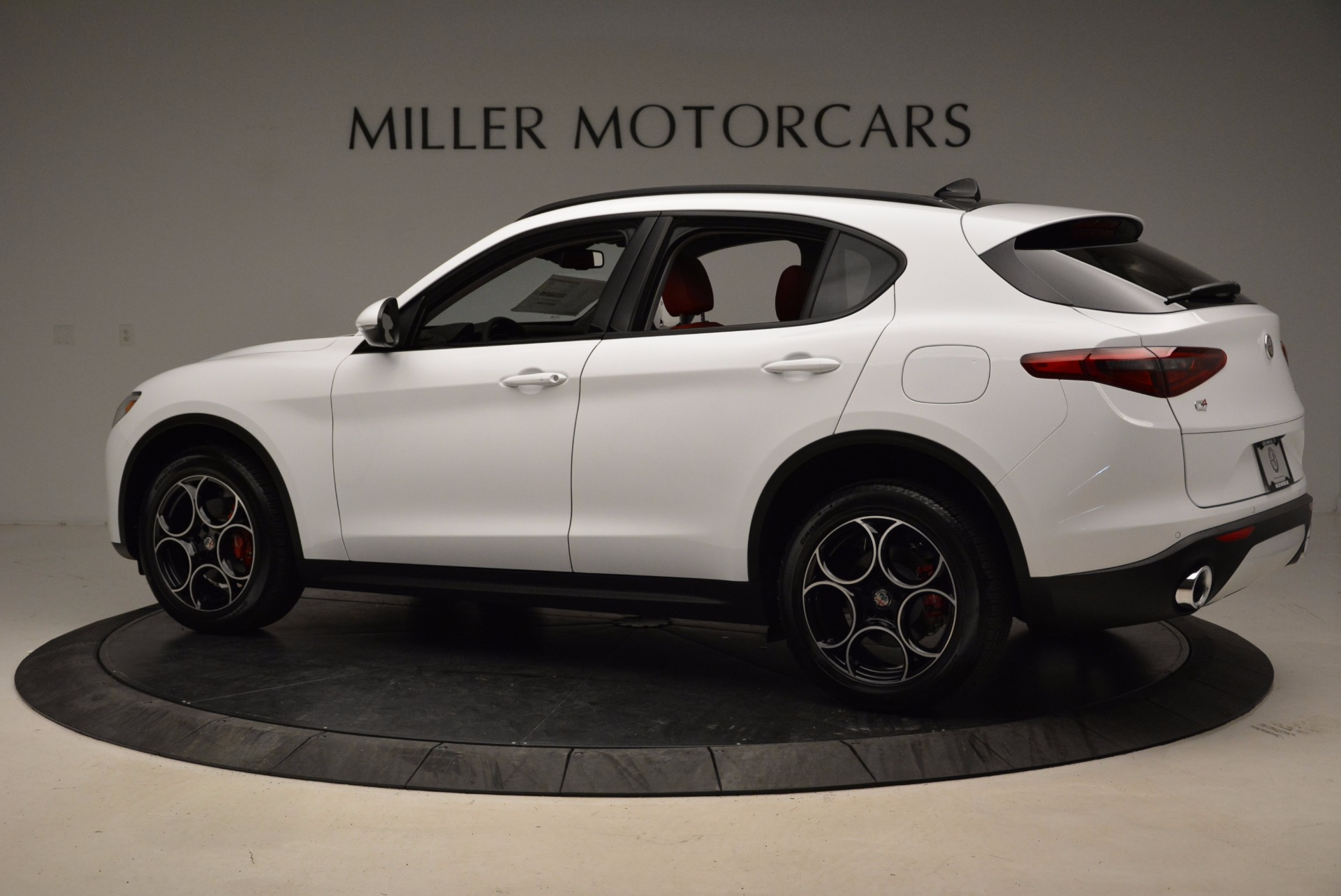 New 2018 Alfa Romeo Stelvio Sport Q4 For Sale In Greenwich, CT 1642_p4