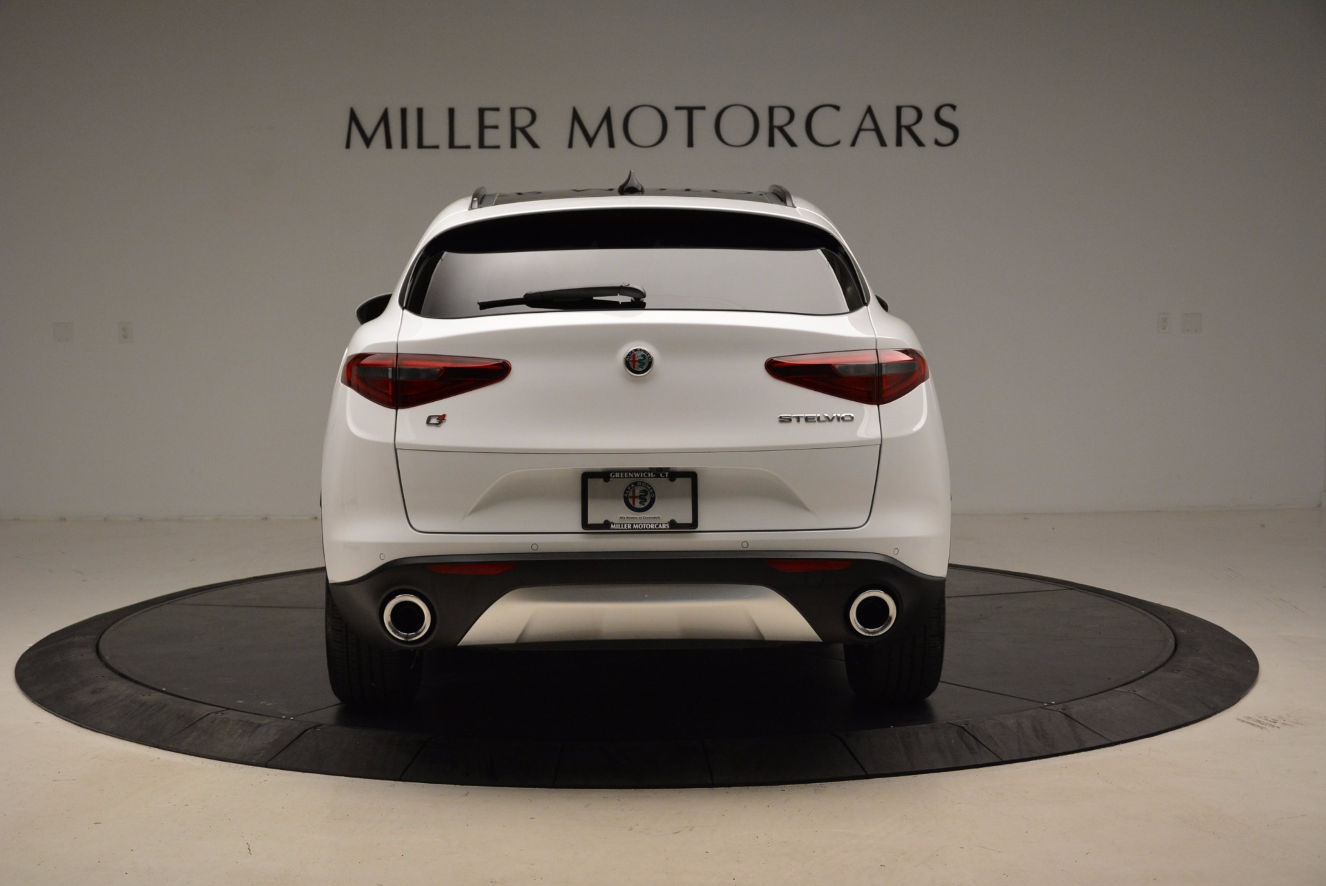 New 2018 Alfa Romeo Stelvio Sport Q4 For Sale In Greenwich, CT 1642_p6